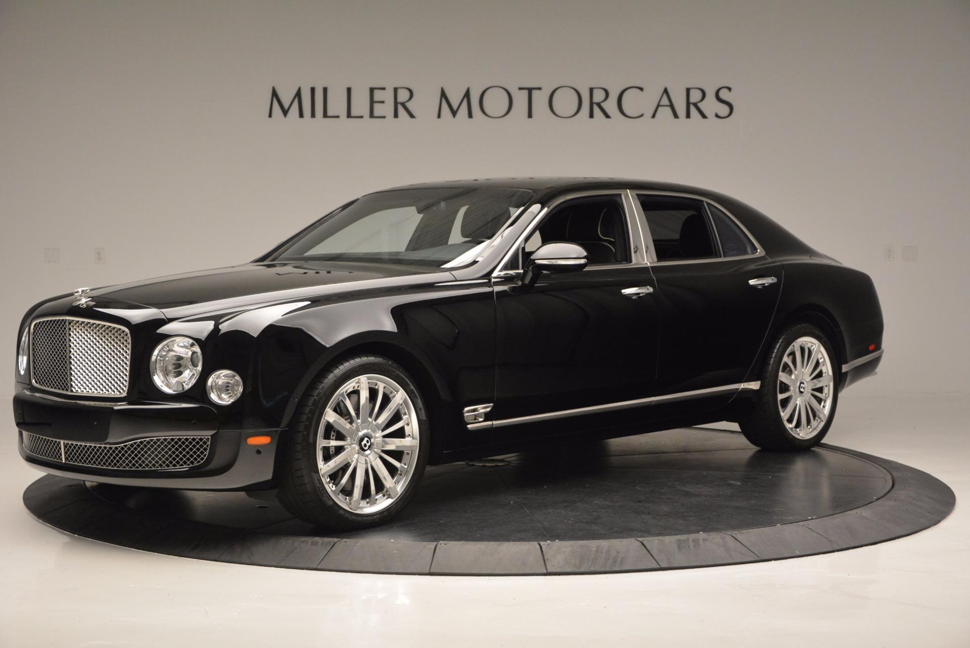Used 2016 Bentley Mulsanne  For Sale In Westport, CT 672_p2
