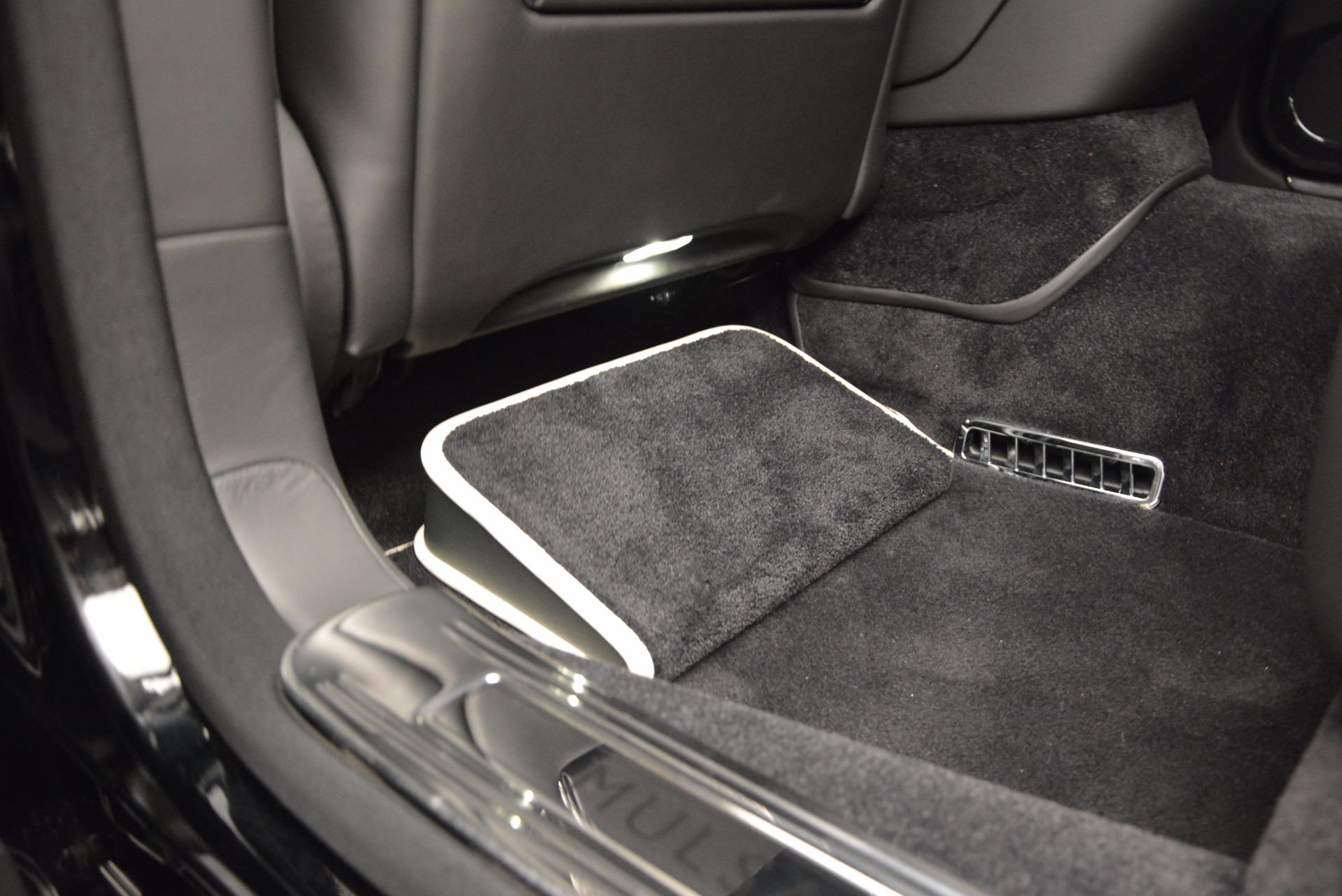 Used 2016 Bentley Mulsanne  For Sale In Westport, CT 672_p33