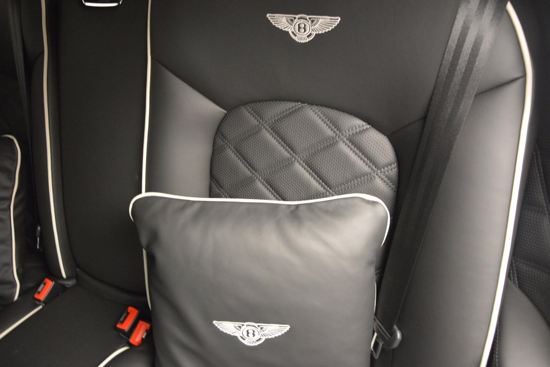 Used 2016 Bentley Mulsanne  For Sale In Westport, CT 672_p34
