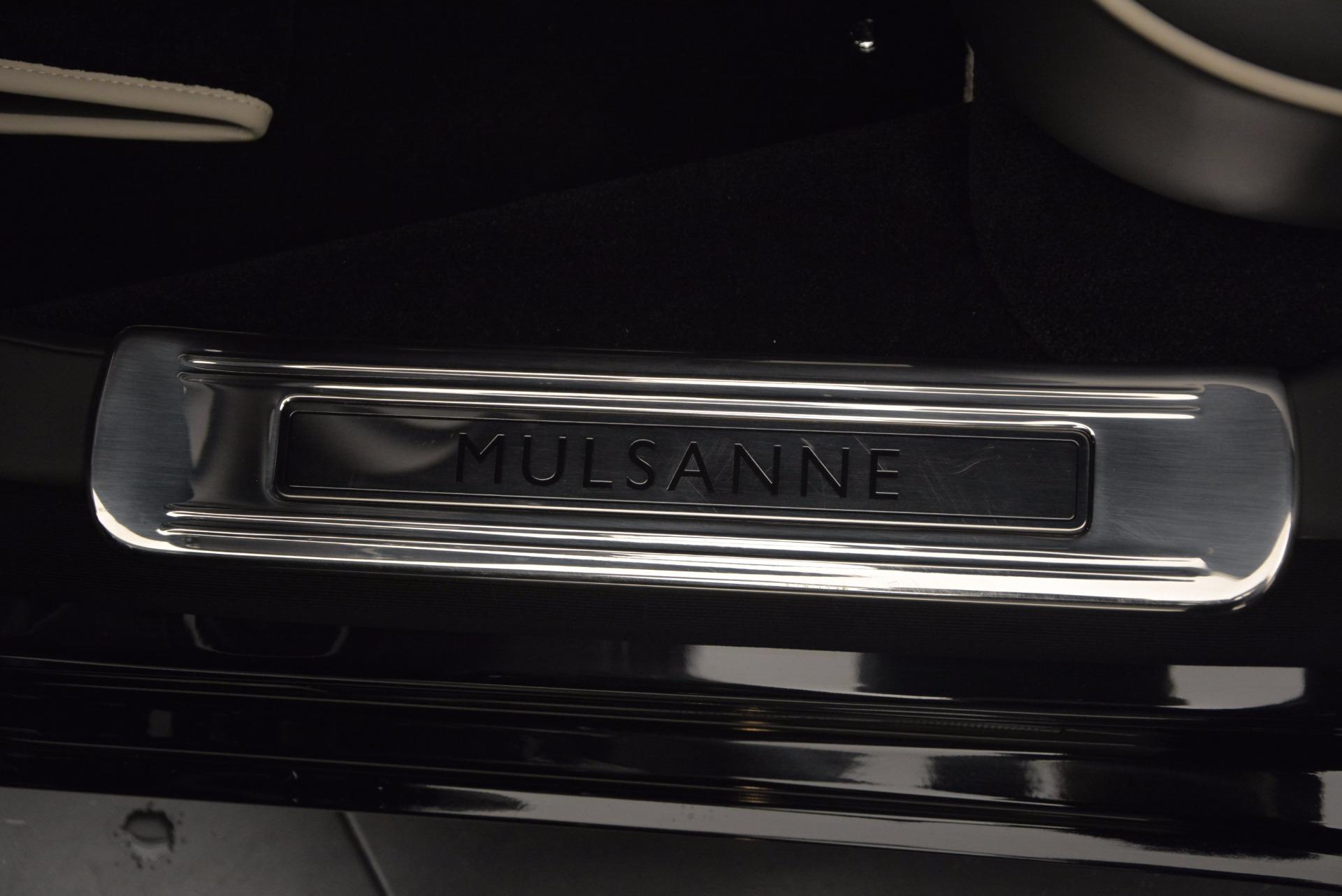Used 2016 Bentley Mulsanne  For Sale In Westport, CT 672_p35