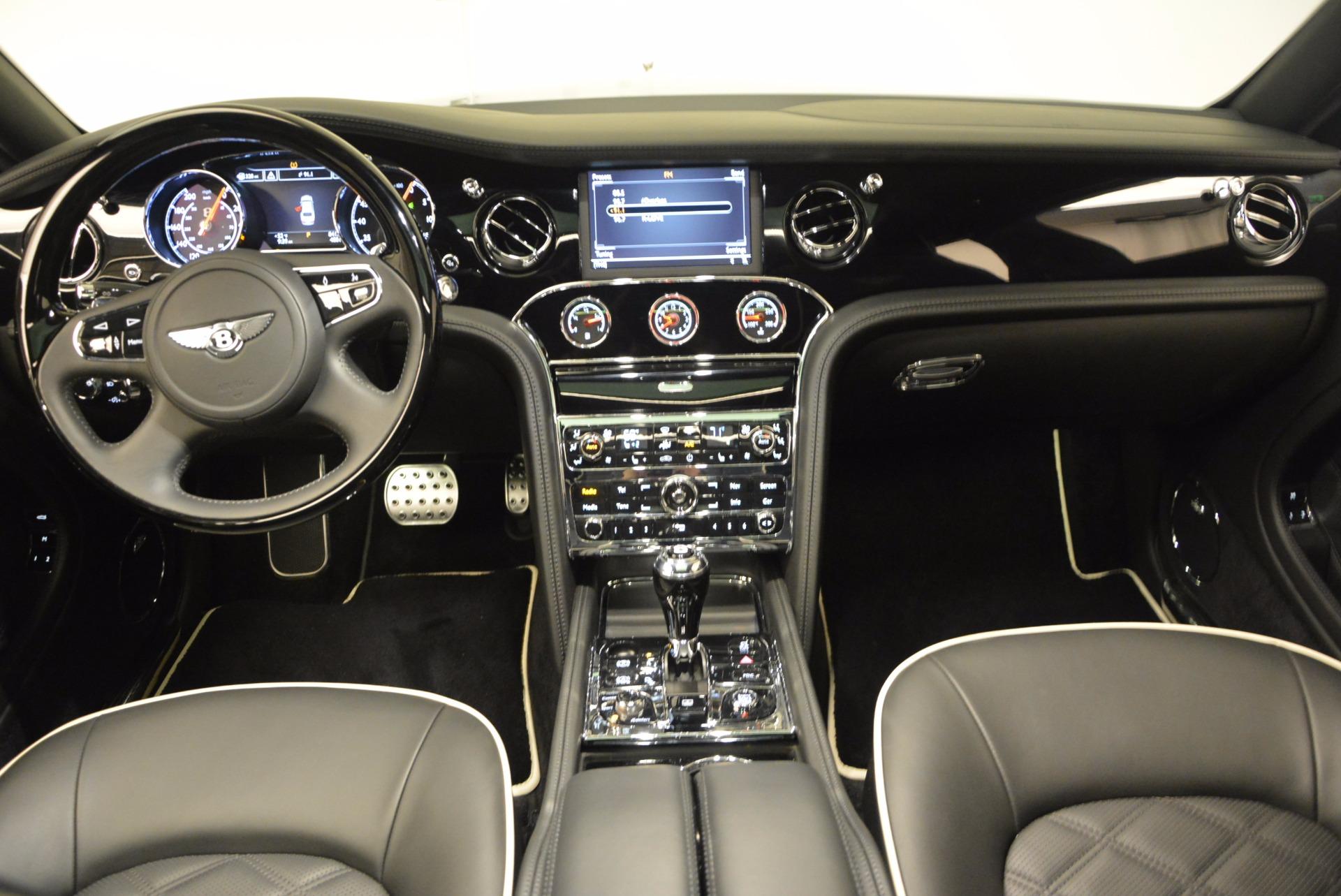 Used 2016 Bentley Mulsanne  For Sale In Westport, CT 672_p37