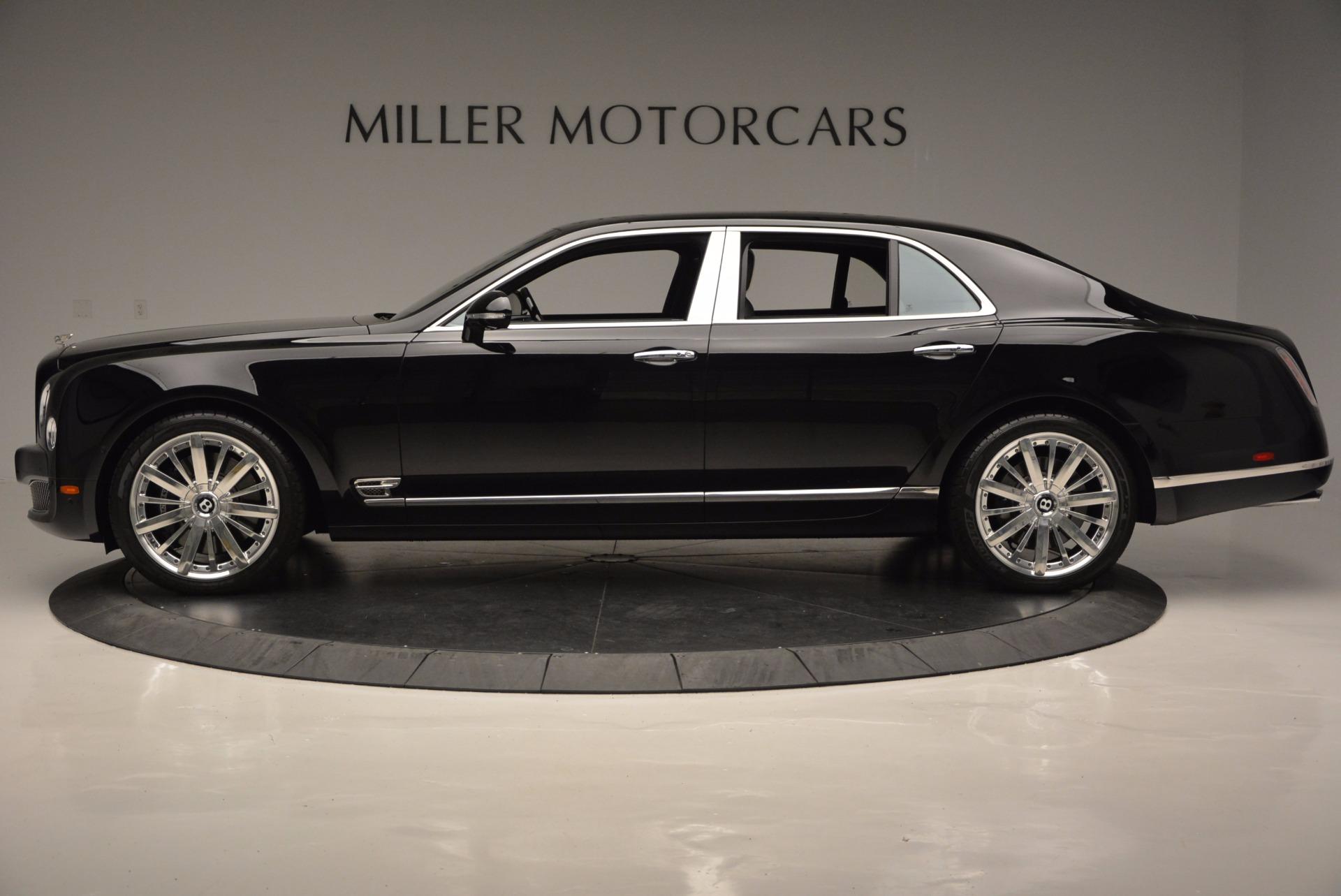 Used 2016 Bentley Mulsanne  For Sale In Westport, CT 672_p3