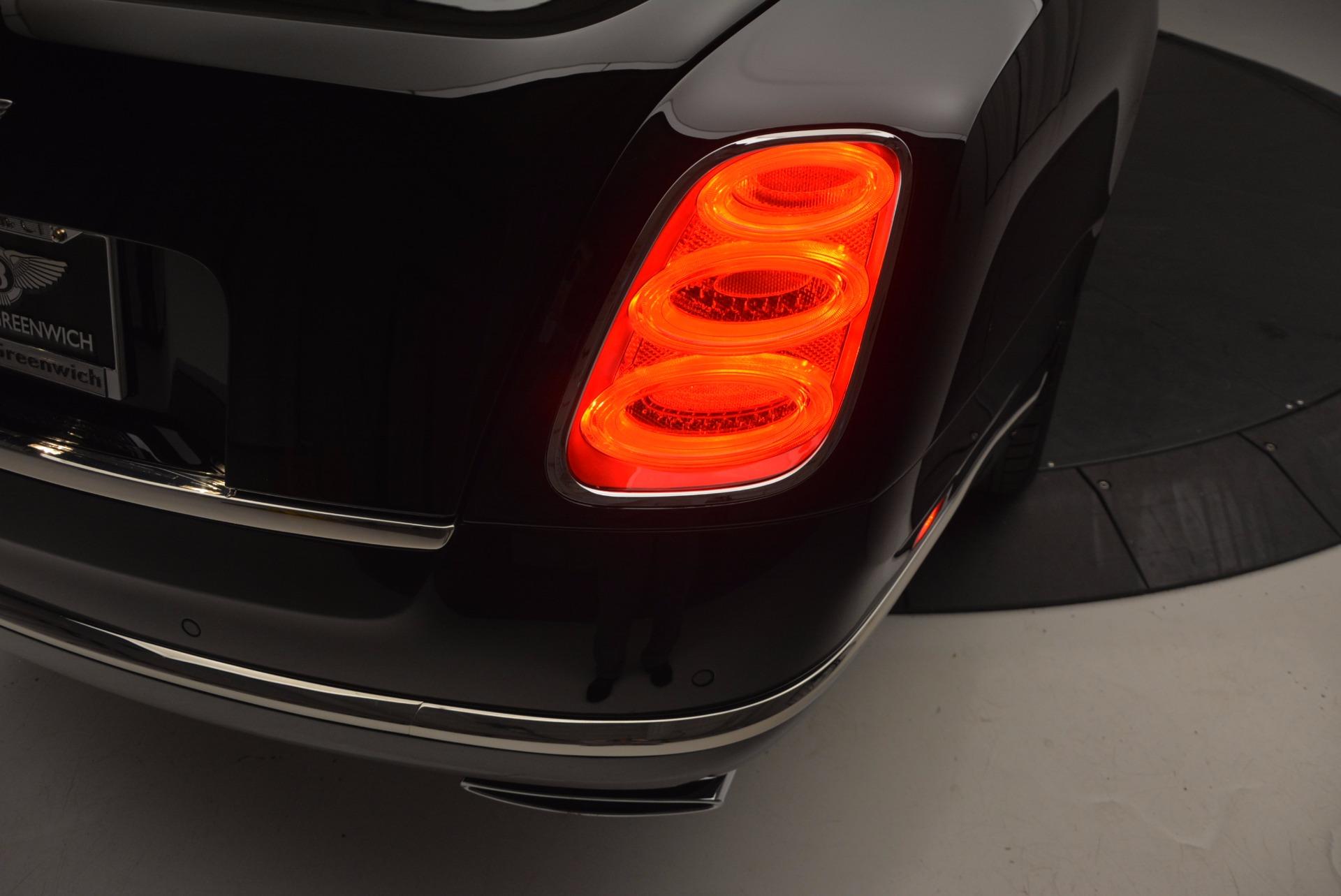Used 2016 Bentley Mulsanne  For Sale In Westport, CT 672_p40
