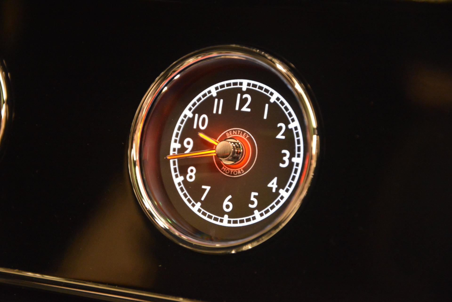 Used 2016 Bentley Mulsanne  For Sale In Westport, CT 672_p43