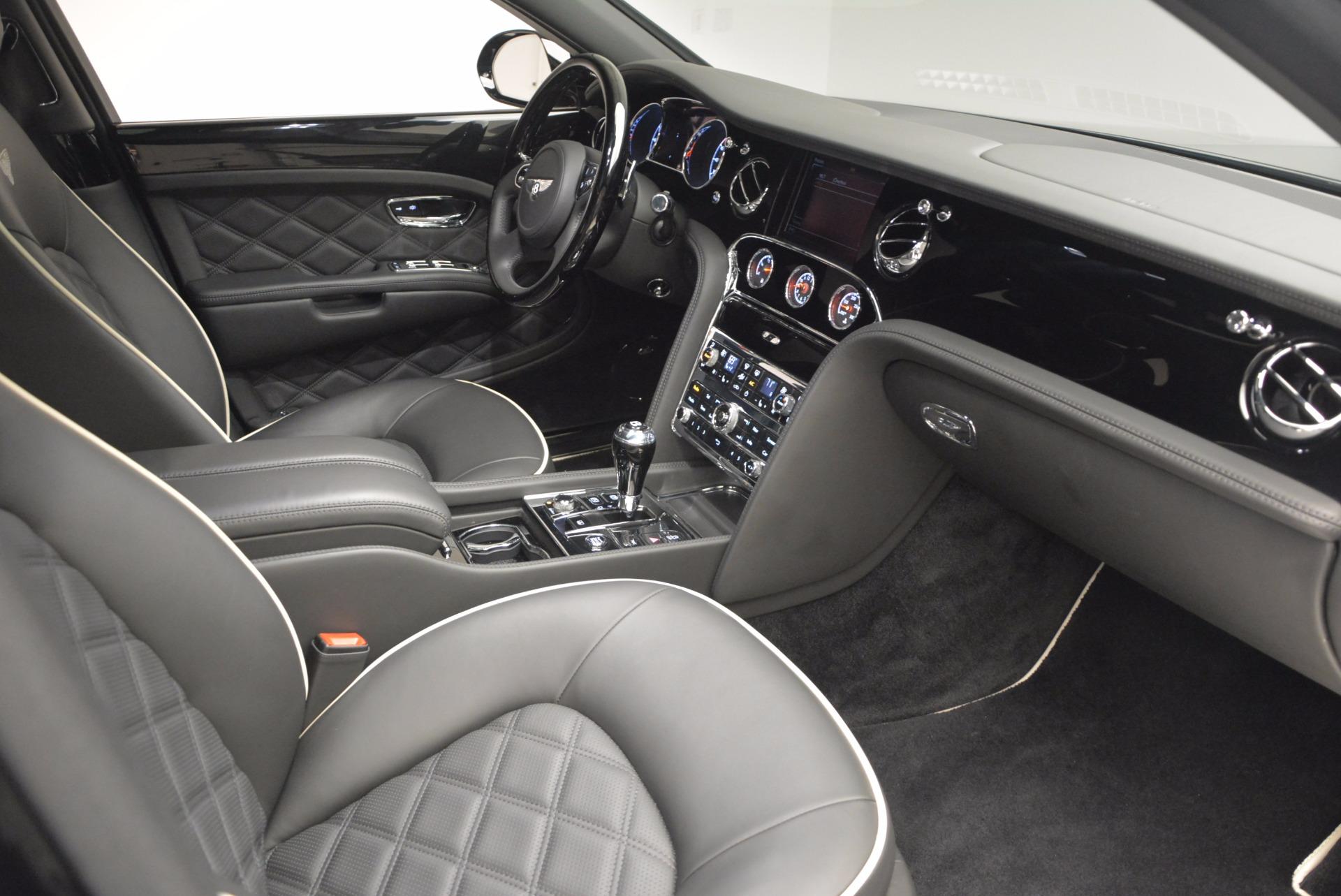 Used 2016 Bentley Mulsanne  For Sale In Westport, CT 672_p45