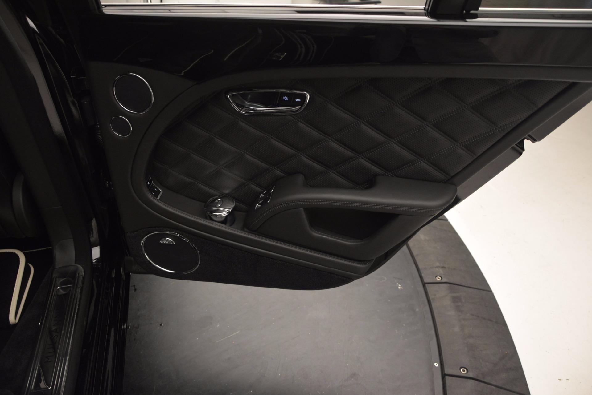 Used 2016 Bentley Mulsanne  For Sale In Westport, CT 672_p47