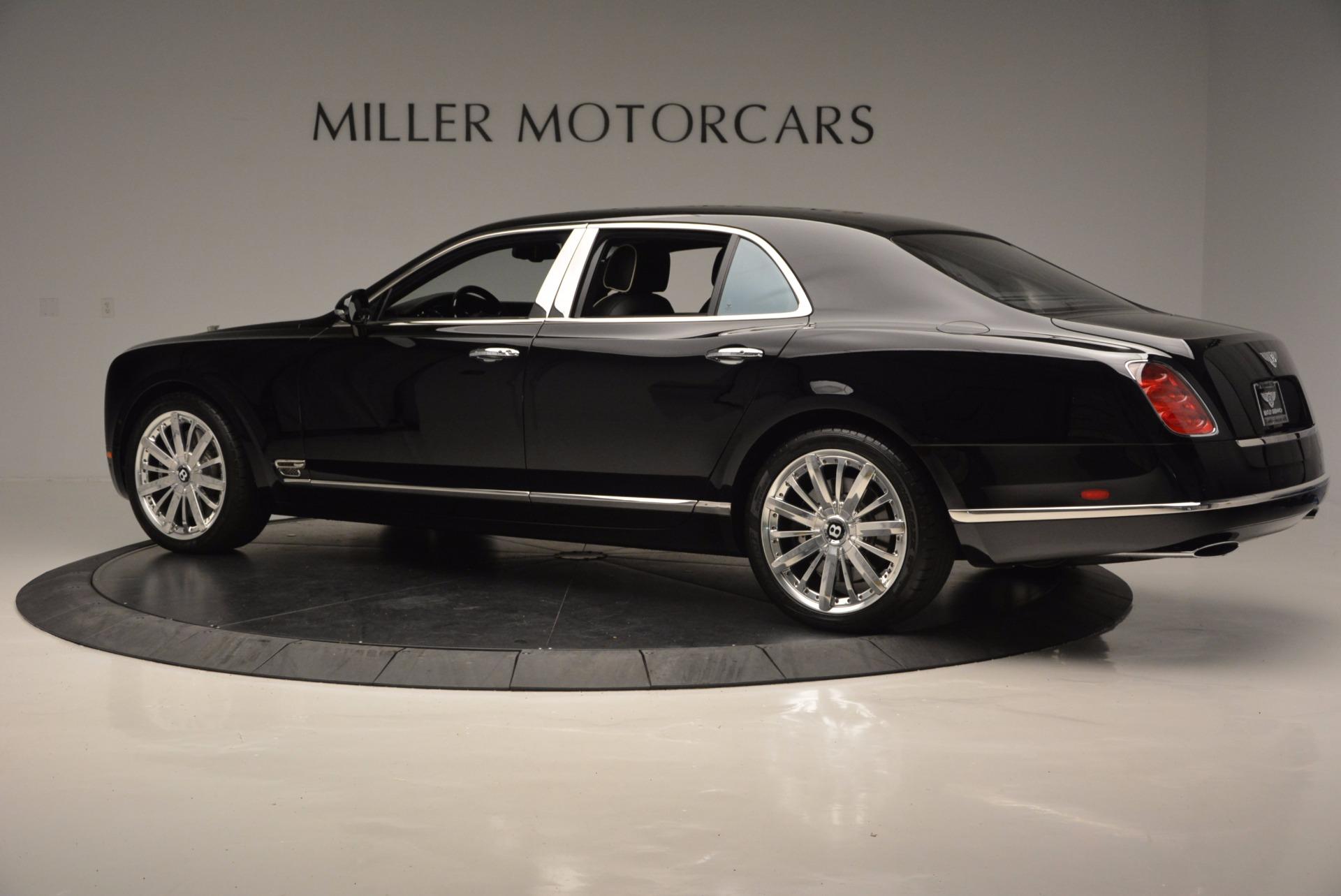 Used 2016 Bentley Mulsanne  For Sale In Westport, CT 672_p4