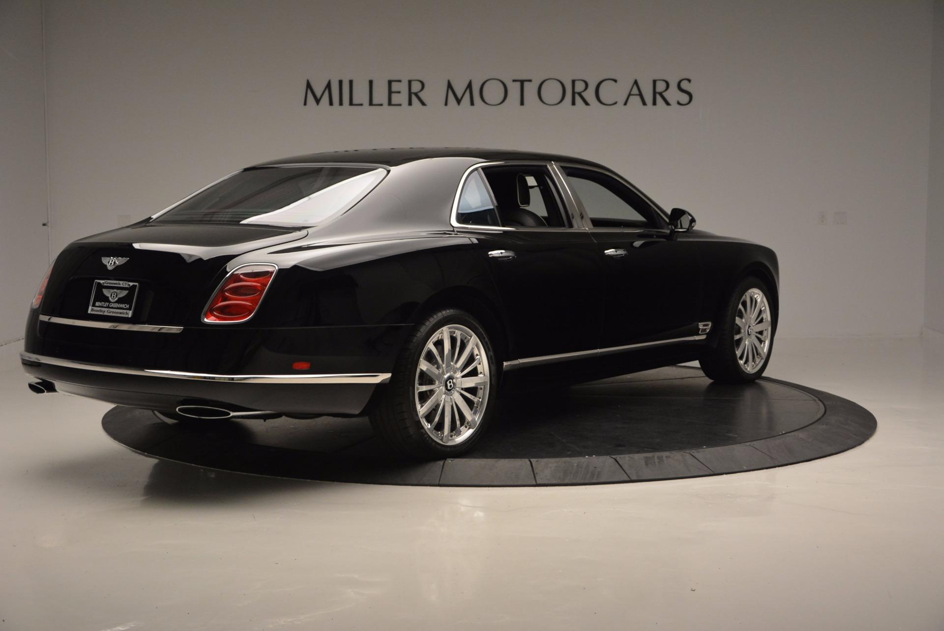 Used 2016 Bentley Mulsanne  For Sale In Westport, CT 672_p8