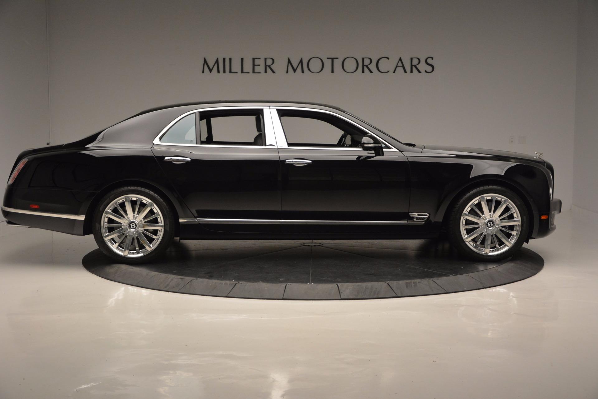 Used 2016 Bentley Mulsanne  For Sale In Westport, CT 672_p9