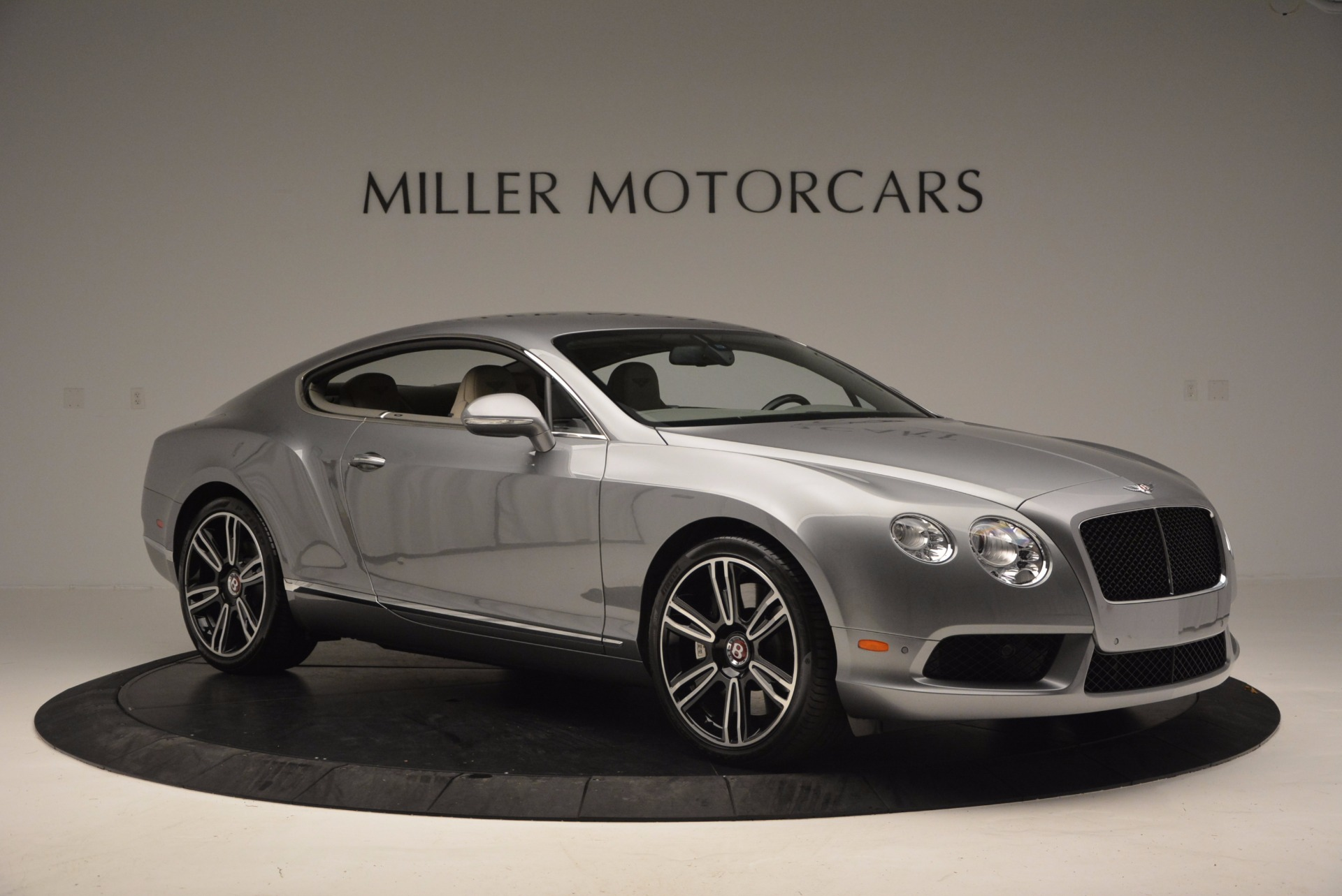 Used 2014 Bentley Continental GT V8  For Sale In Westport, CT 673_p10