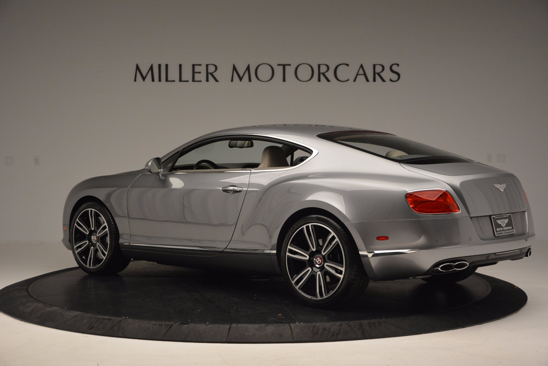 Used 2014 Bentley Continental GT V8  For Sale In Westport, CT 673_p4