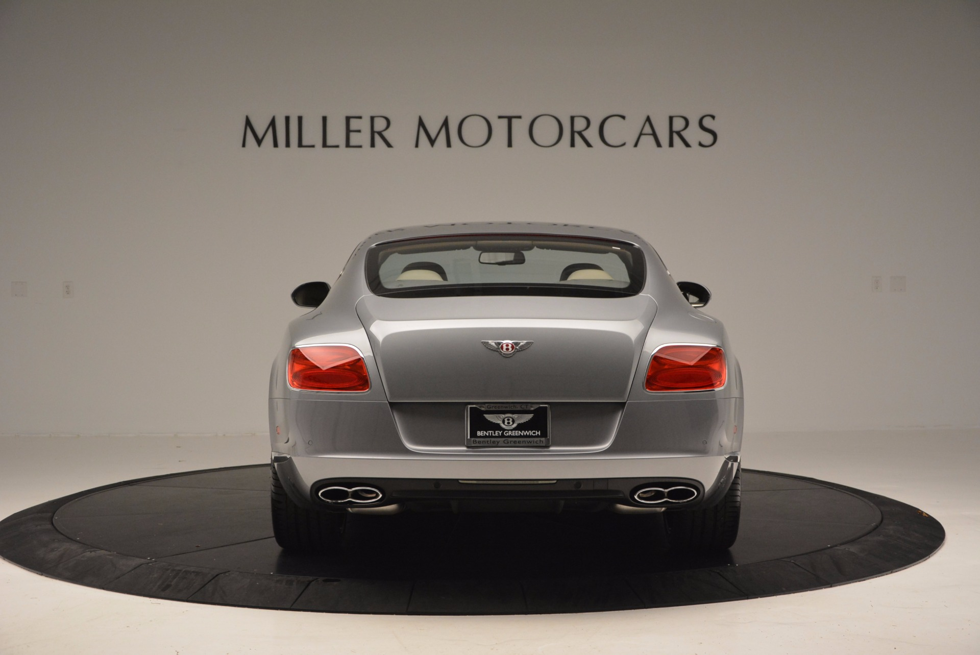 Used 2014 Bentley Continental GT V8  For Sale In Westport, CT 673_p6