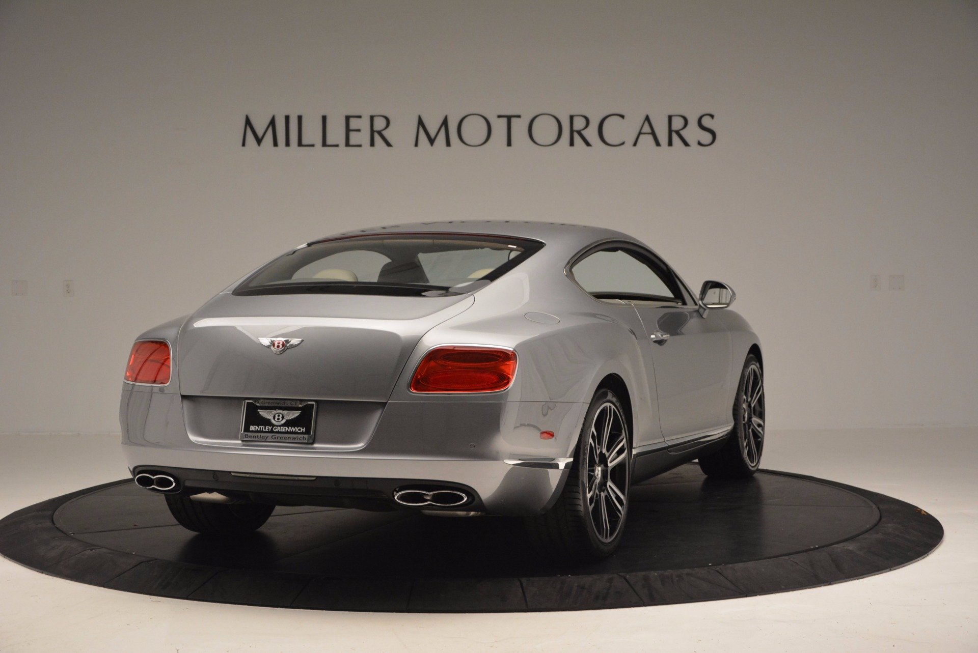Used 2014 Bentley Continental GT V8  For Sale In Westport, CT 673_p7