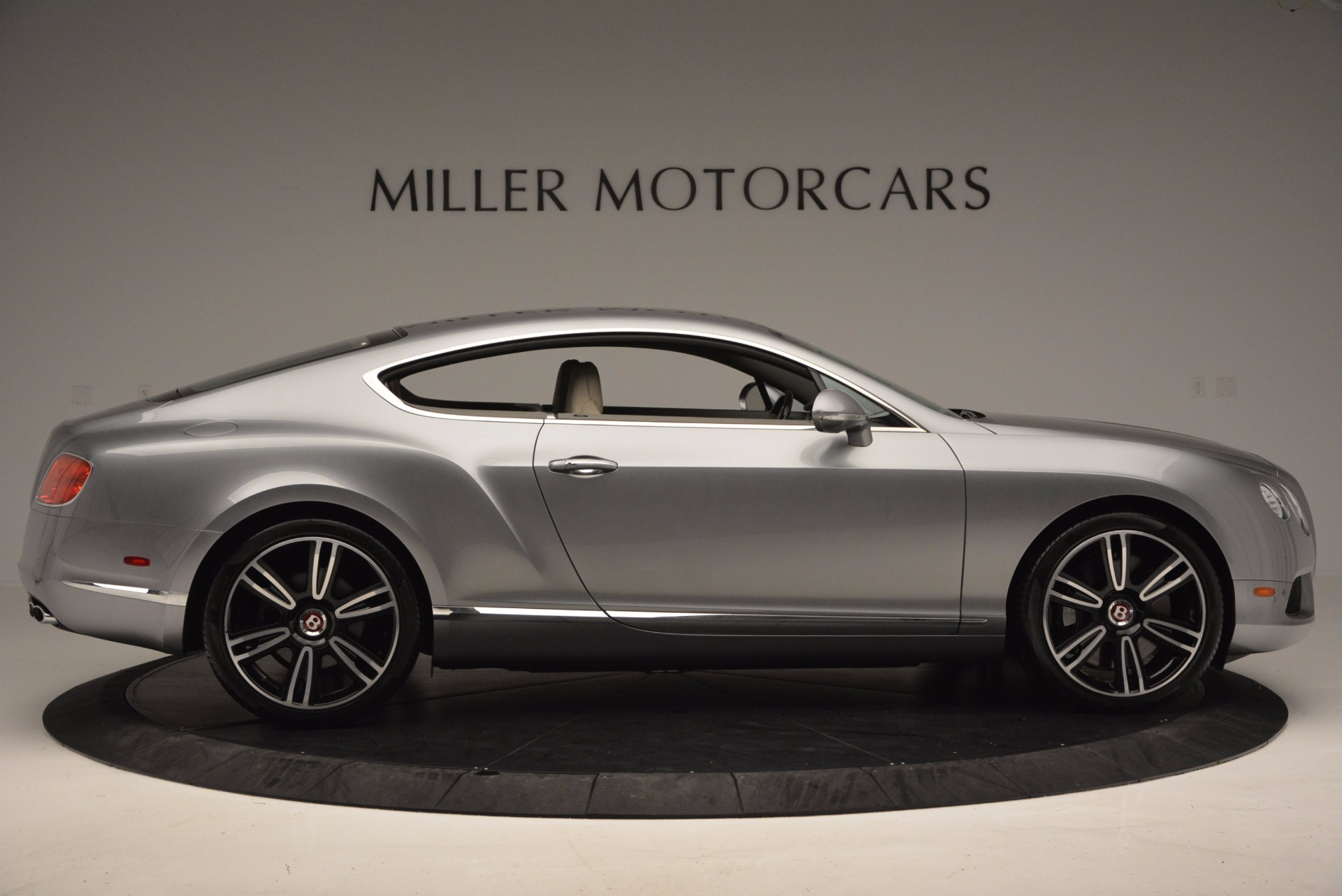 Used 2014 Bentley Continental GT V8  For Sale In Westport, CT 673_p9
