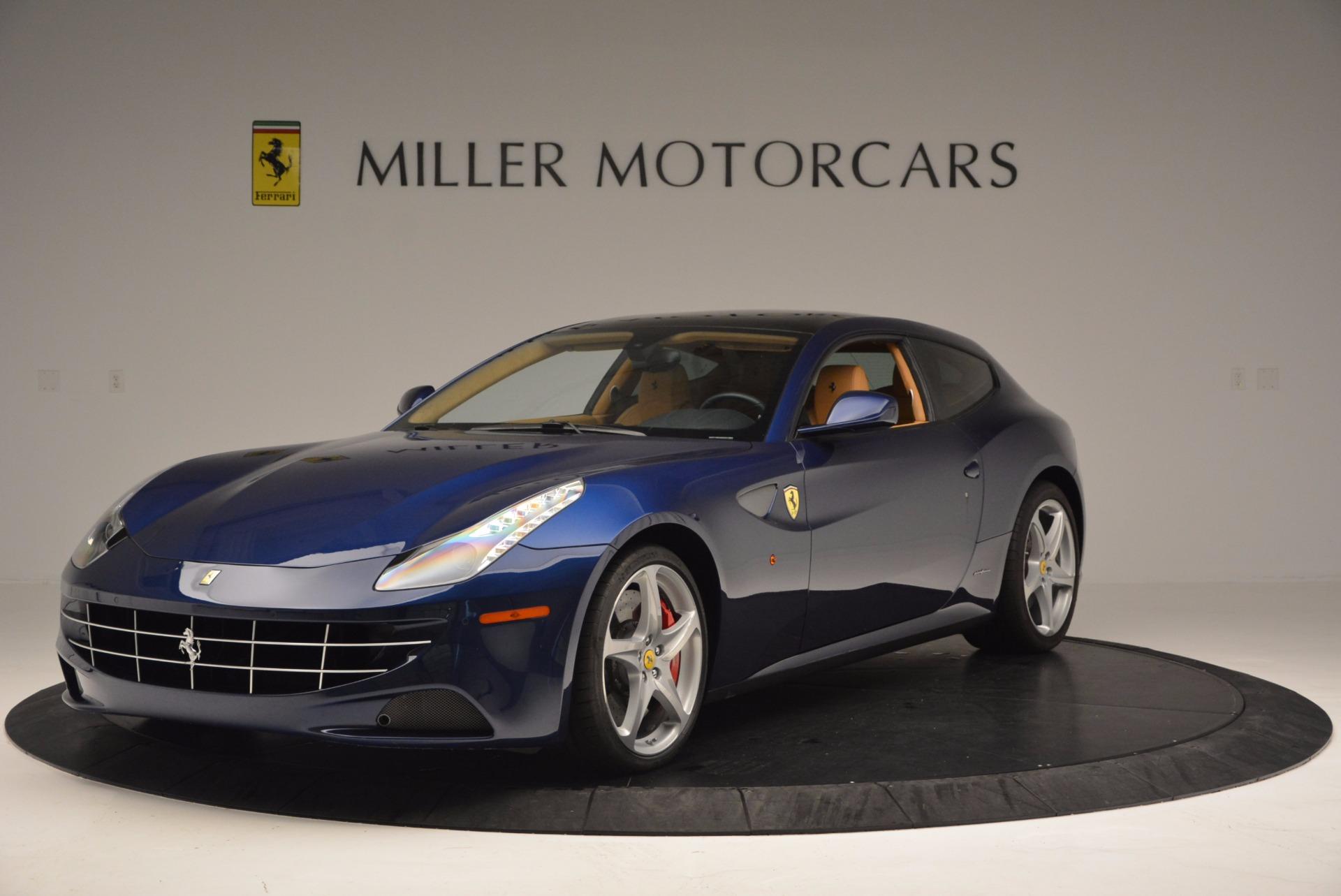 Used 2014 Ferrari FF  For Sale In Westport, CT 674_main