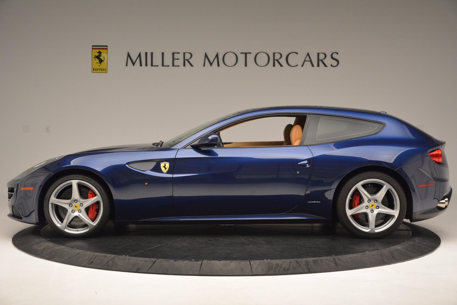 Used 2014 Ferrari FF  For Sale In Westport, CT 674_p3
