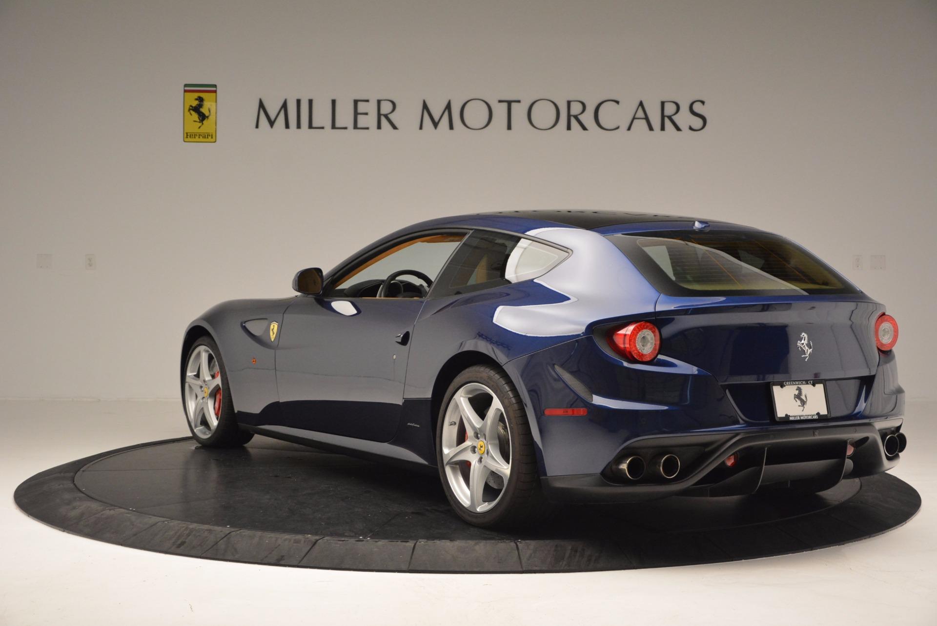 Used 2014 Ferrari FF  For Sale In Westport, CT 674_p5