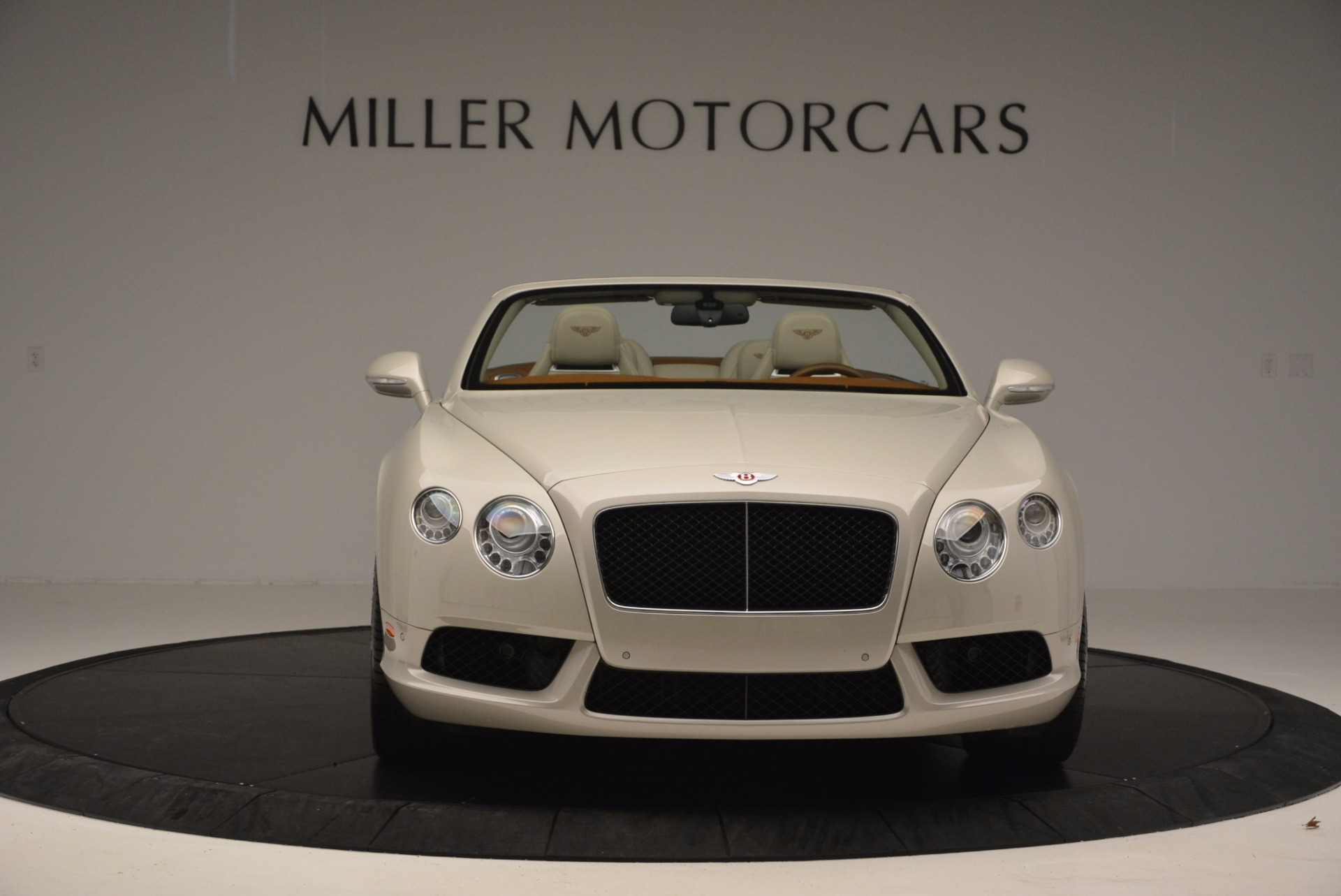 Used 2013 Bentley Continental GTC V8  For Sale In Westport, CT 675_p12