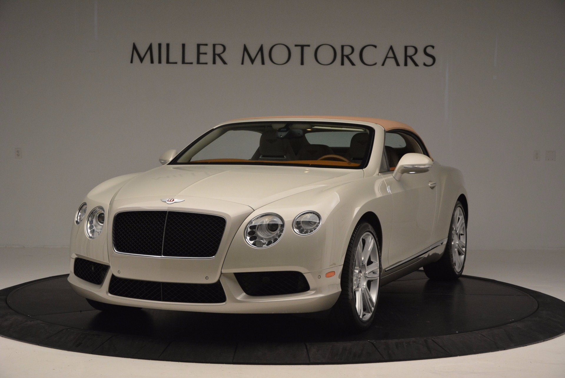 Used 2013 Bentley Continental GTC V8  For Sale In Westport, CT 675_p14