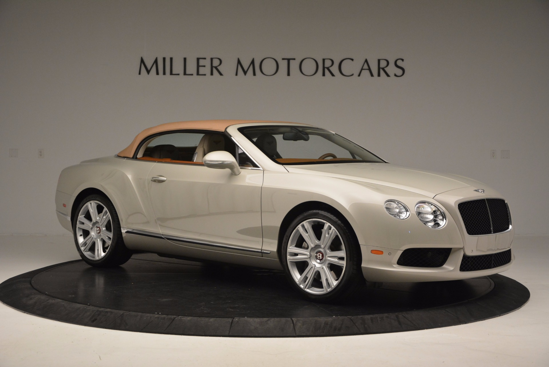 Used 2013 Bentley Continental GTC V8  For Sale In Westport, CT 675_p23