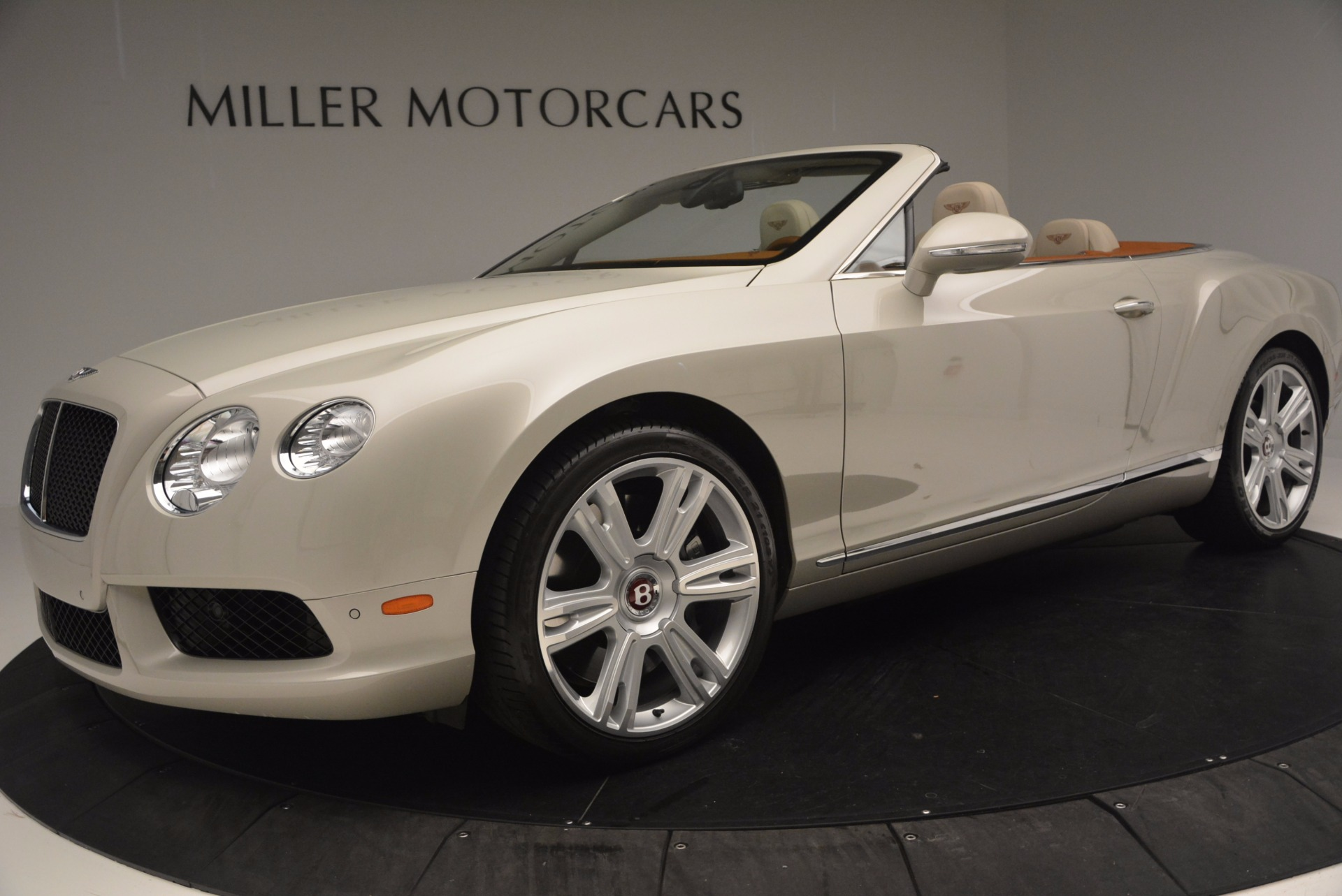 Used 2013 Bentley Continental GTC V8  For Sale In Westport, CT 675_p28