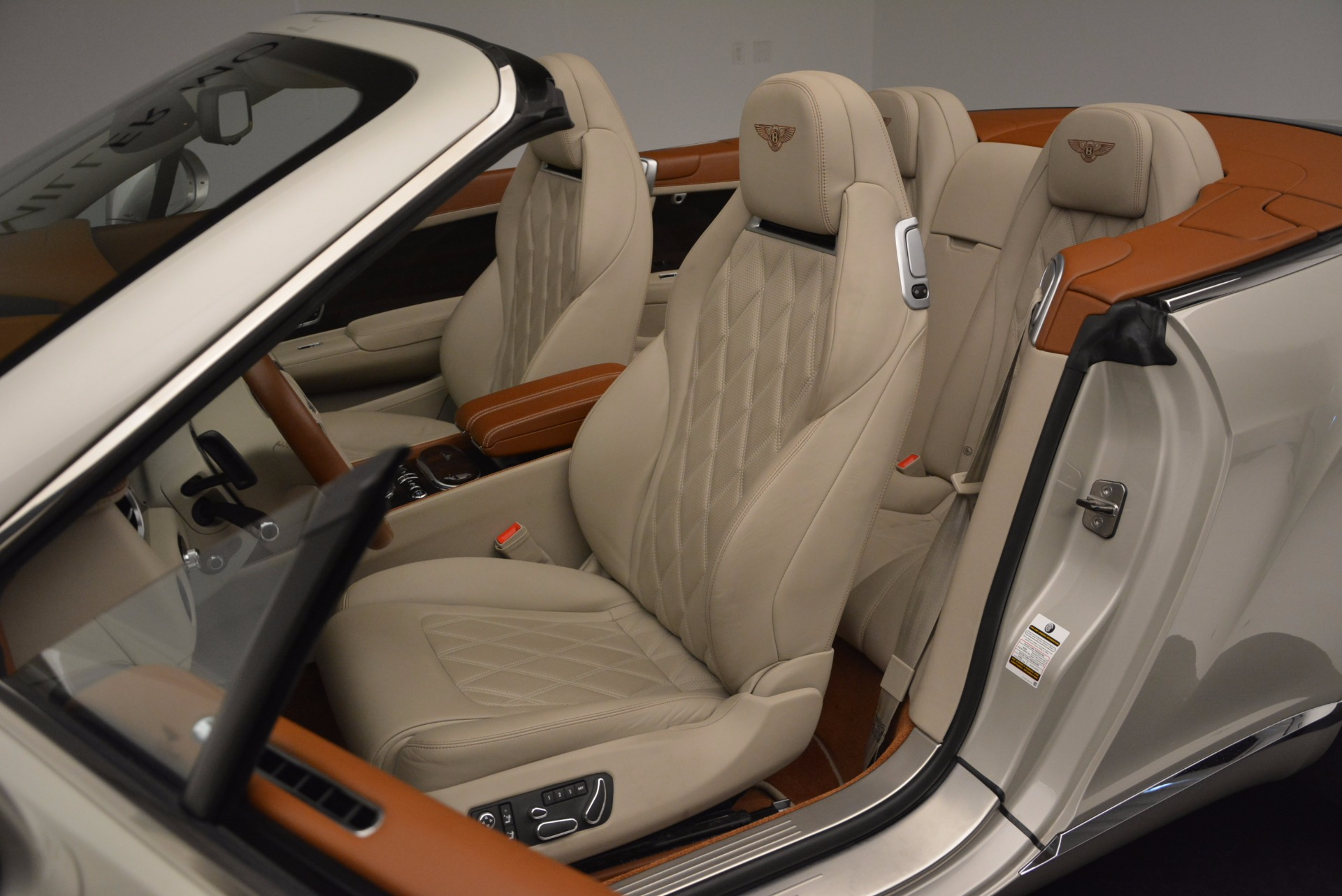 Used 2013 Bentley Continental GTC V8  For Sale In Westport, CT 675_p34
