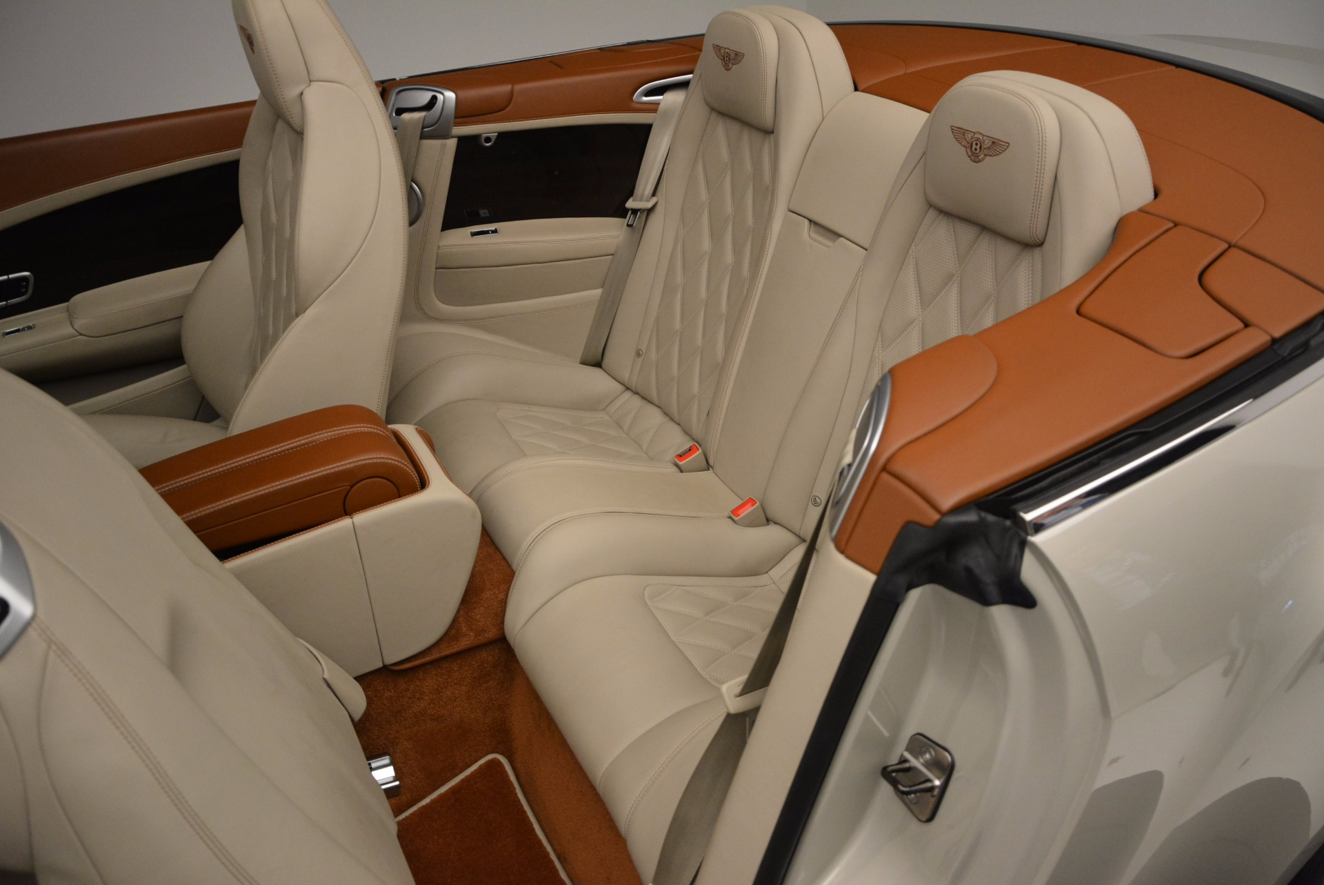 Used 2013 Bentley Continental GTC V8  For Sale In Westport, CT 675_p35