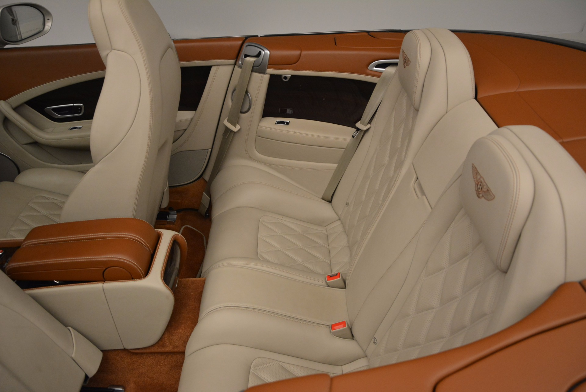 Used 2013 Bentley Continental GTC V8  For Sale In Westport, CT 675_p36