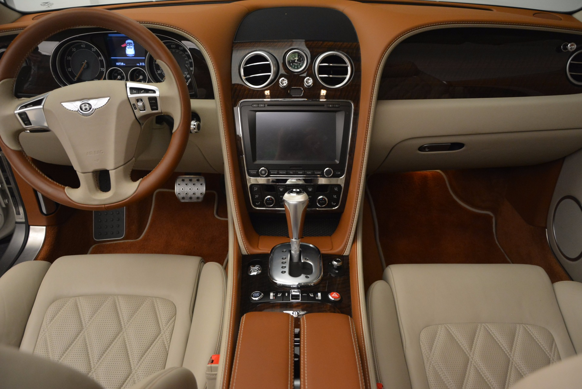 Used 2013 Bentley Continental GTC V8  For Sale In Westport, CT 675_p37