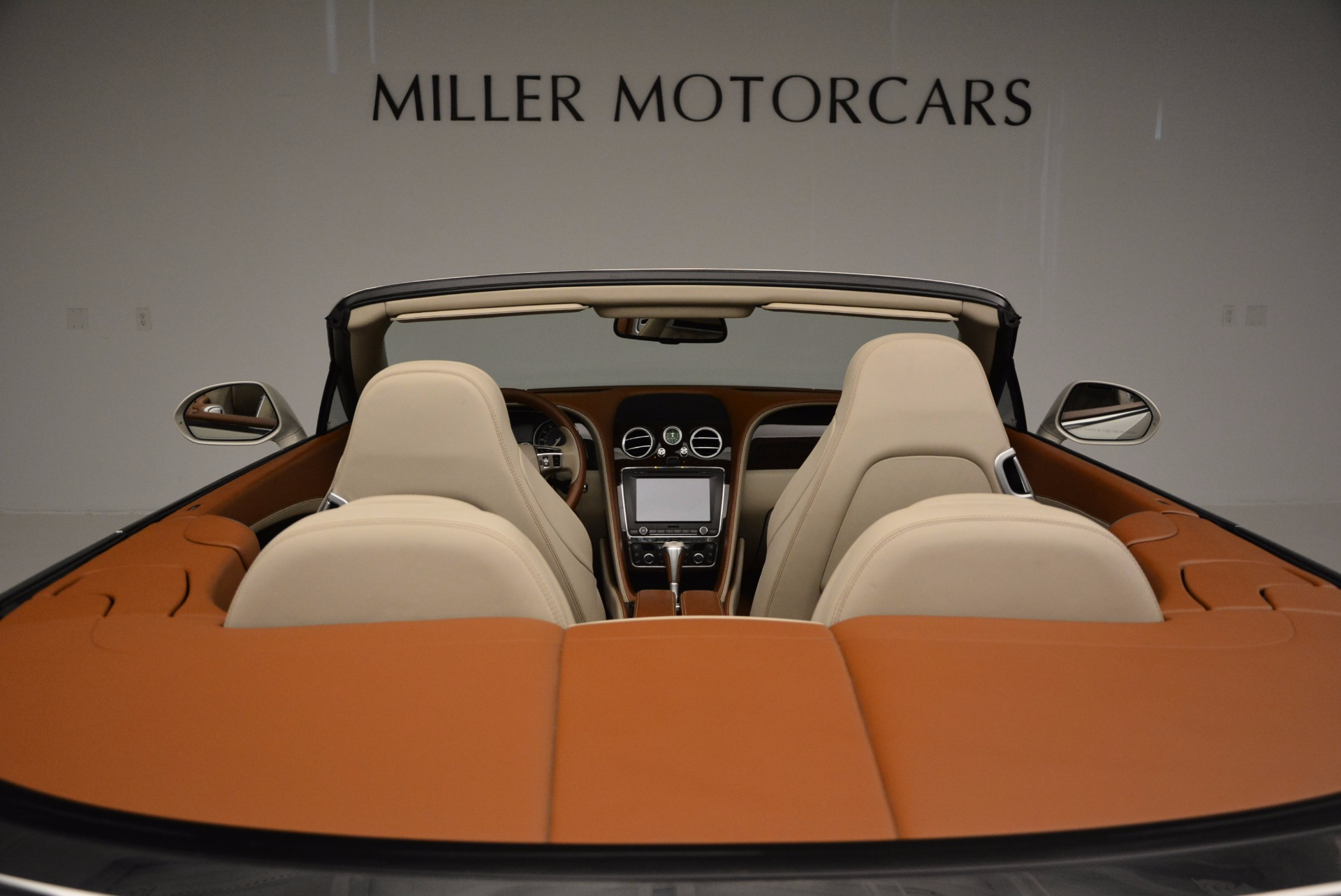 Used 2013 Bentley Continental GTC V8  For Sale In Westport, CT 675_p43