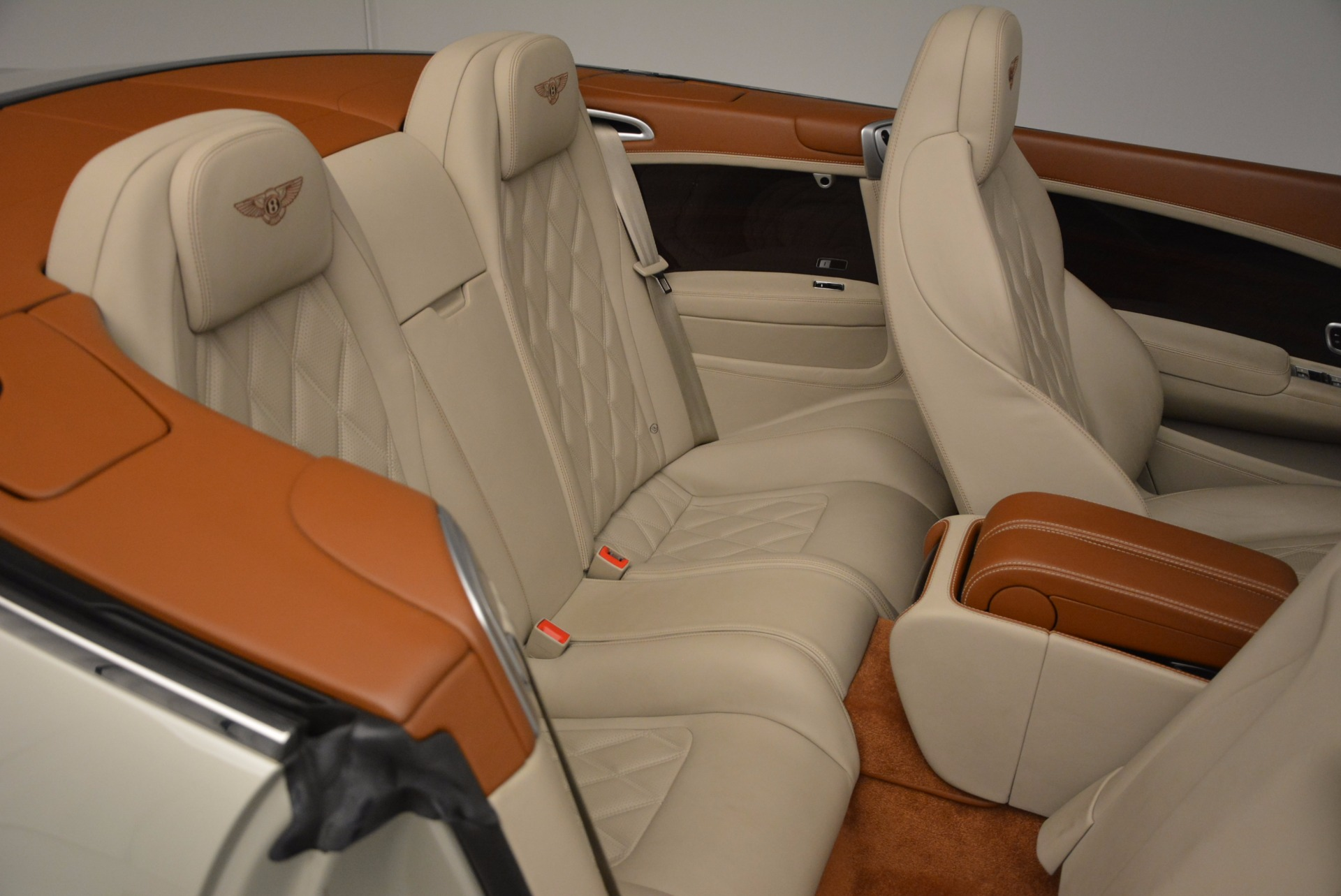 Used 2013 Bentley Continental GTC V8  For Sale In Westport, CT 675_p47