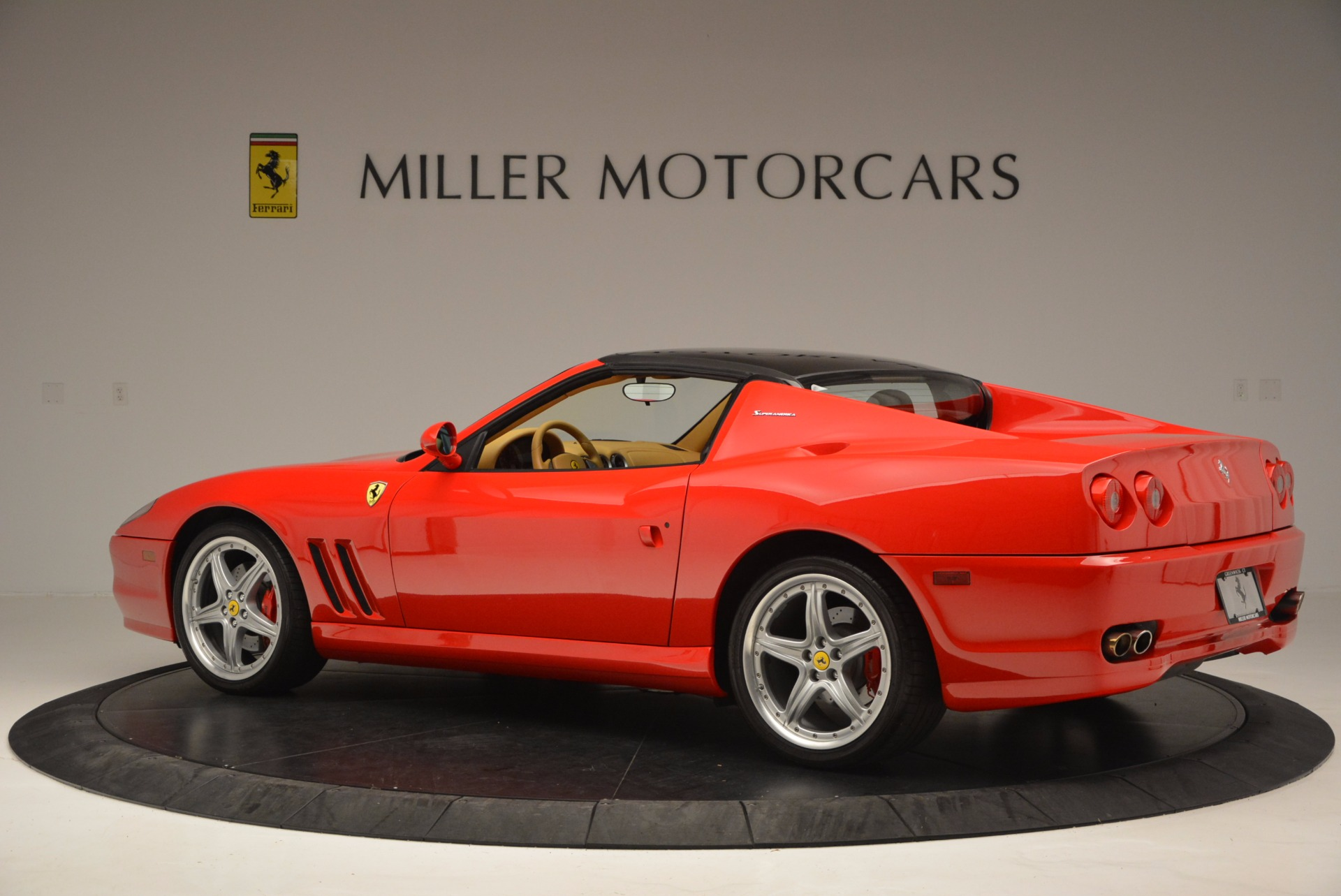 Used 2005 Ferrari Superamerica 6-Speed Manual For Sale In Westport, CT 678_p16