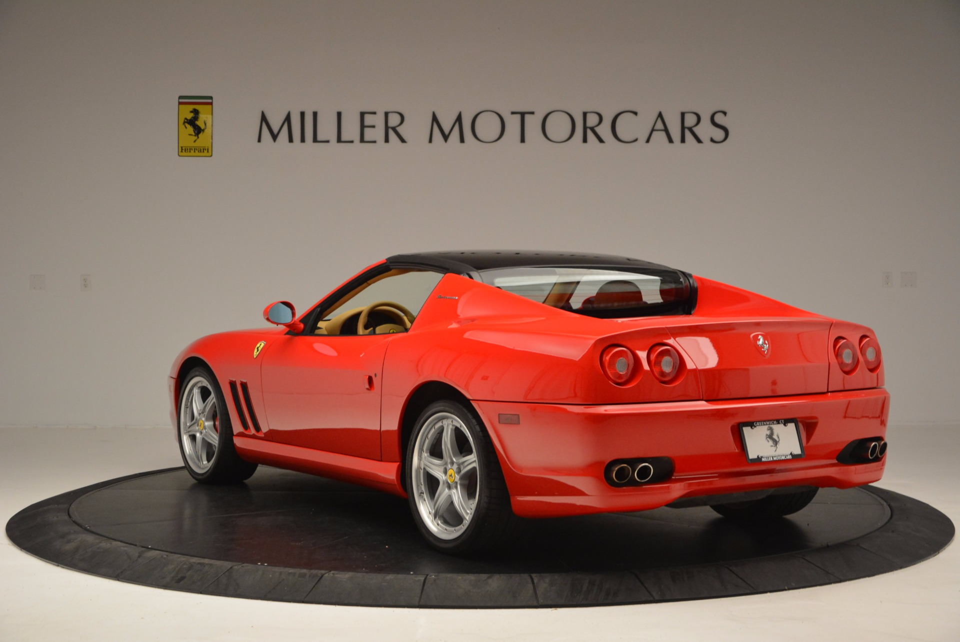 Used 2005 Ferrari Superamerica 6-Speed Manual For Sale In Westport, CT 678_p17