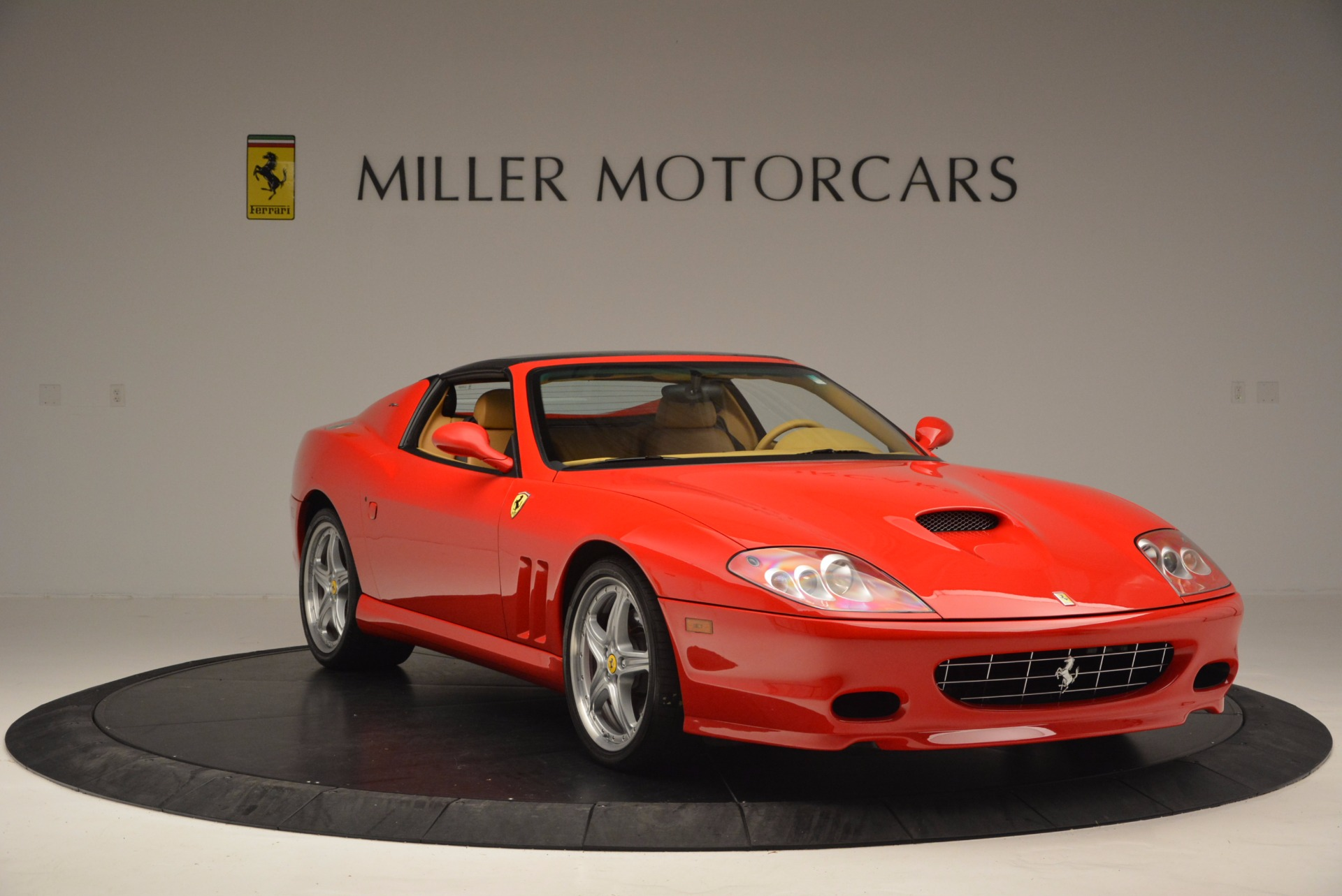 Used 2005 Ferrari Superamerica 6-Speed Manual For Sale In Westport, CT 678_p23
