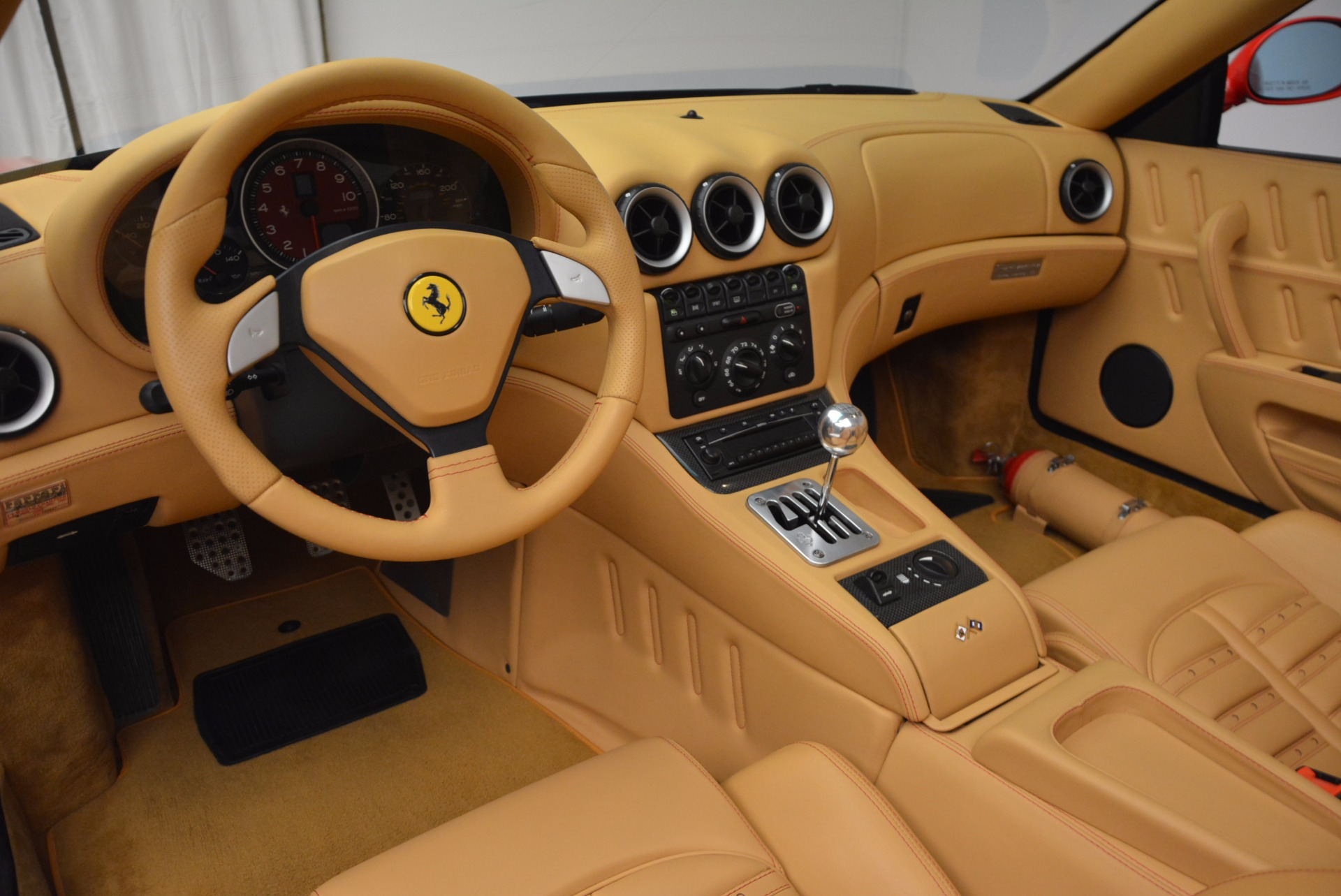 Used 2005 Ferrari Superamerica 6-Speed Manual For Sale In Westport, CT 678_p25