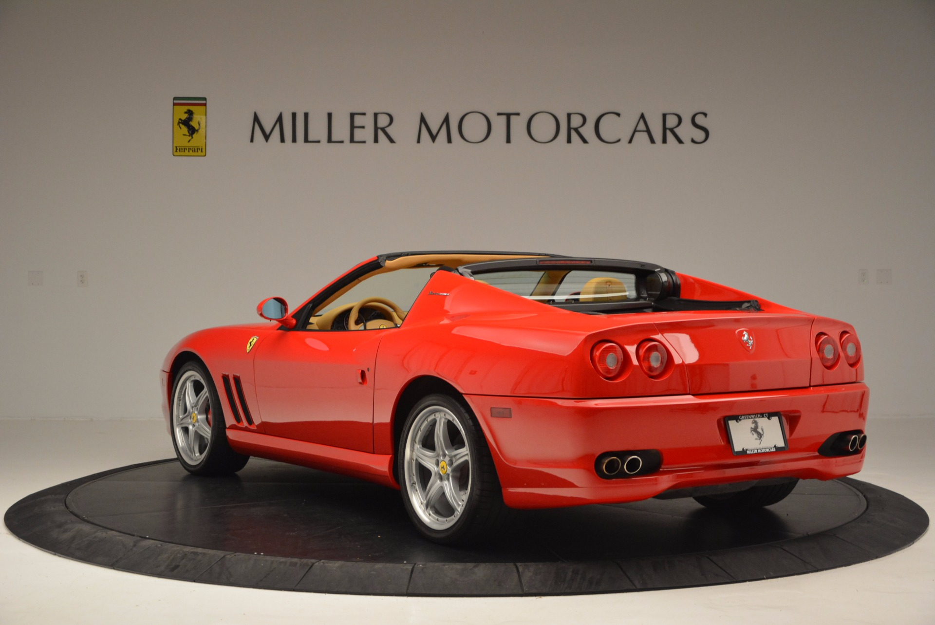 Used 2005 Ferrari Superamerica 6-Speed Manual For Sale In Westport, CT 678_p5