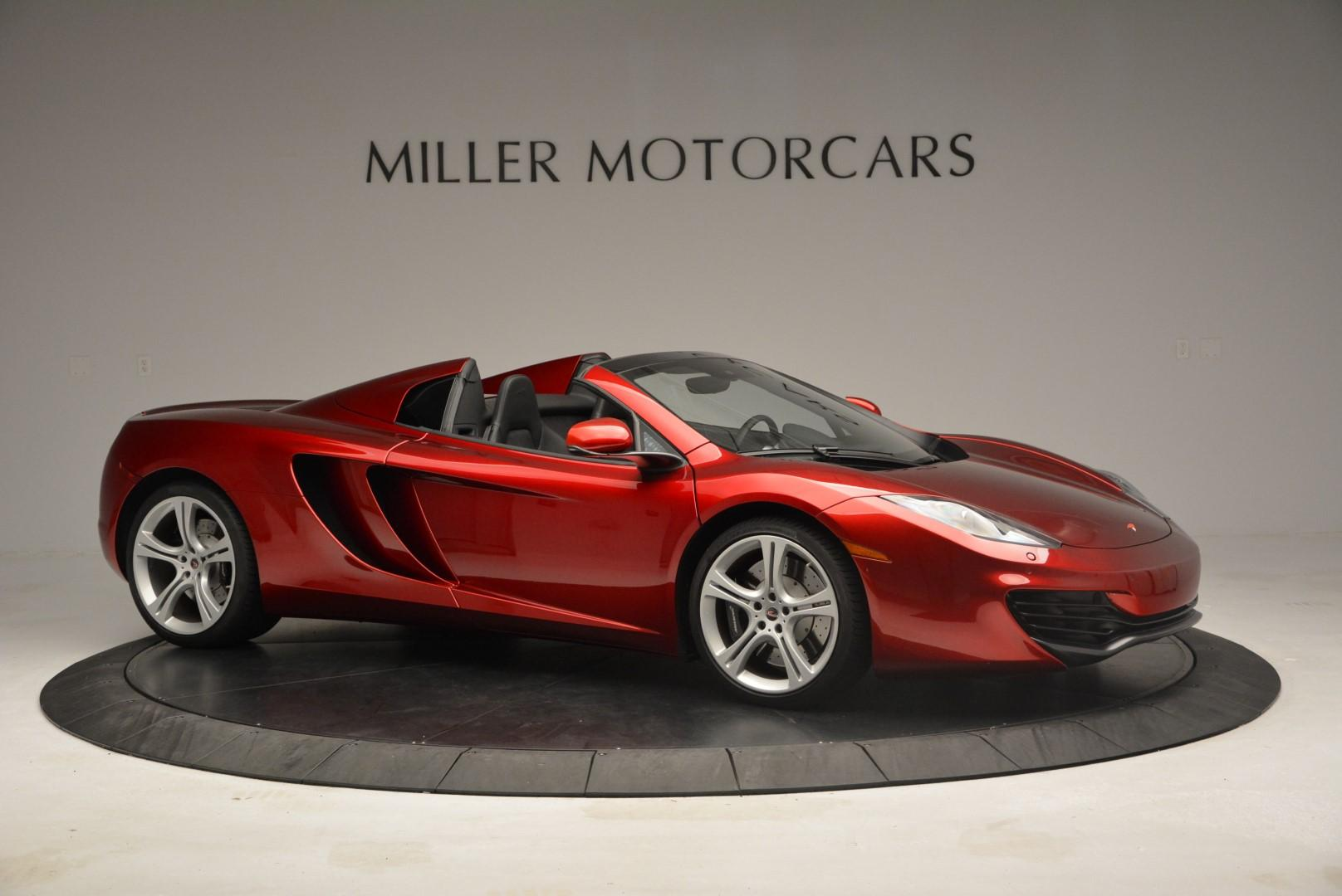 Used 2013 McLaren 12C Spider  For Sale In Westport, CT 68_p10