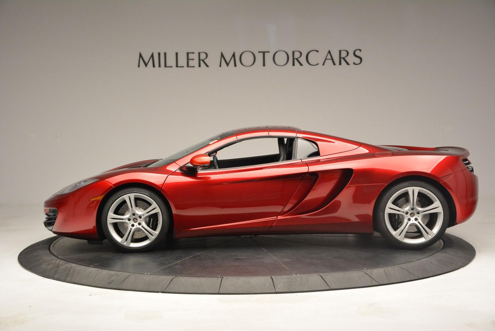 Used 2013 McLaren 12C Spider  For Sale In Westport, CT 68_p15