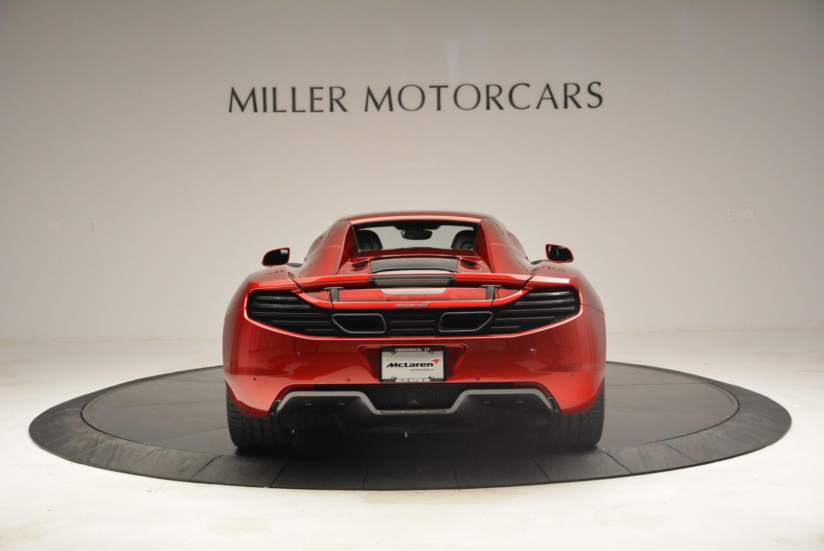 Used 2013 McLaren 12C Spider  For Sale In Westport, CT 68_p17