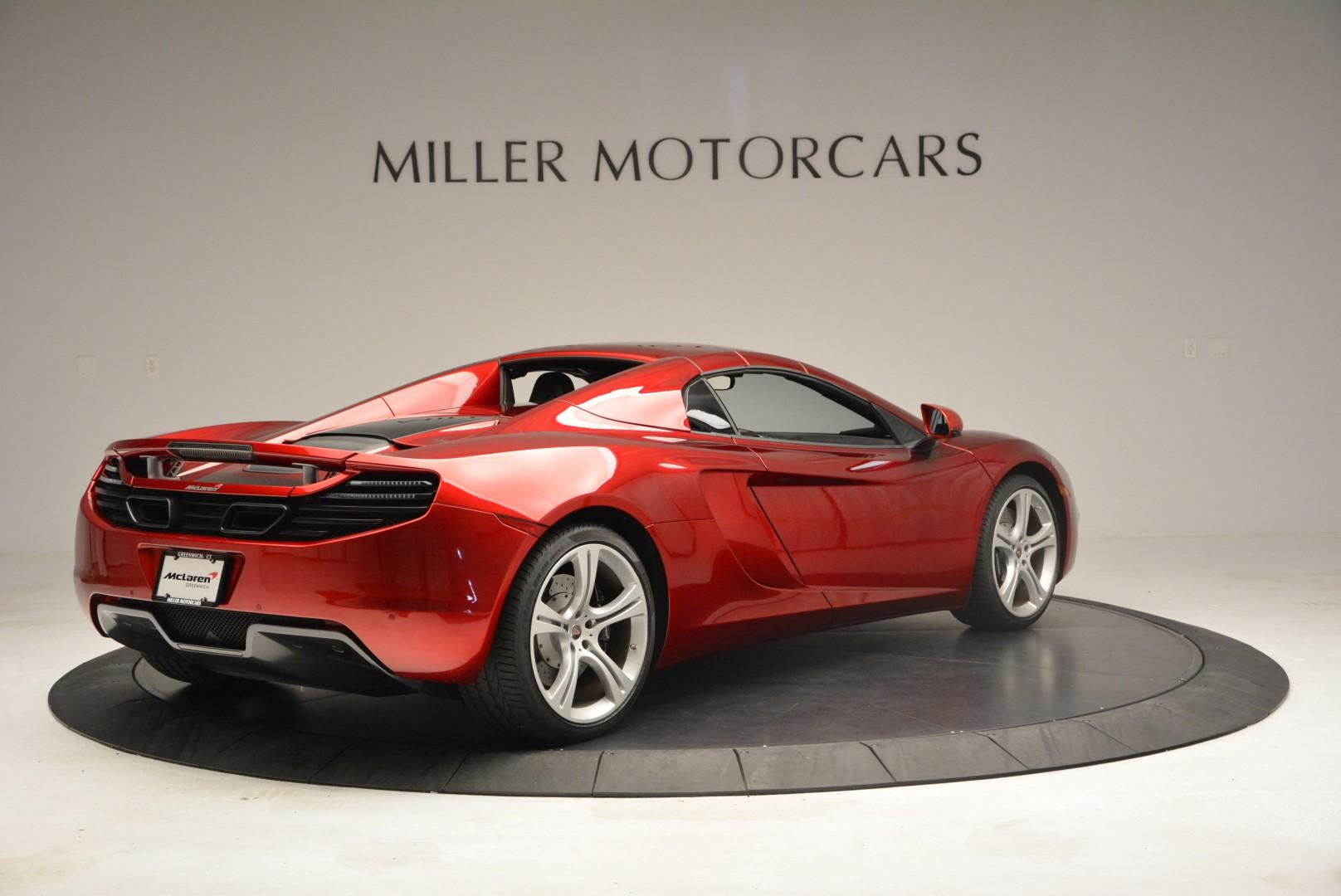 Used 2013 McLaren 12C Spider  For Sale In Westport, CT 68_p18