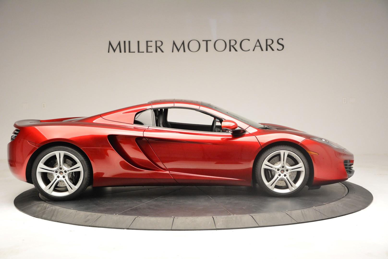 Used 2013 McLaren 12C Spider  For Sale In Westport, CT 68_p19