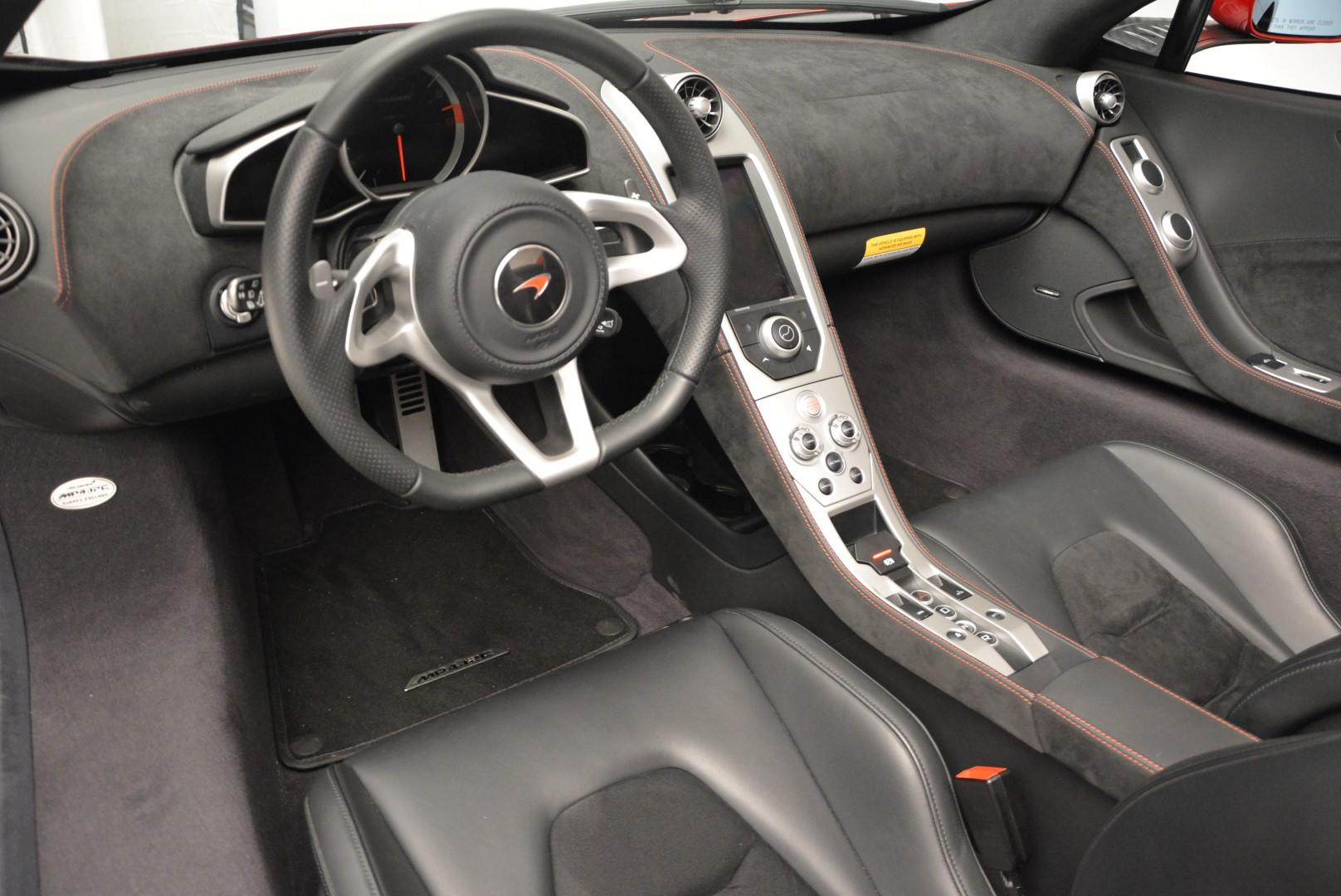 Used 2013 McLaren 12C Spider  For Sale In Westport, CT 68_p21