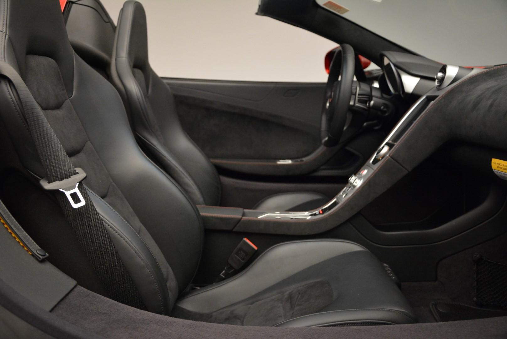 Used 2013 McLaren 12C Spider  For Sale In Westport, CT 68_p26