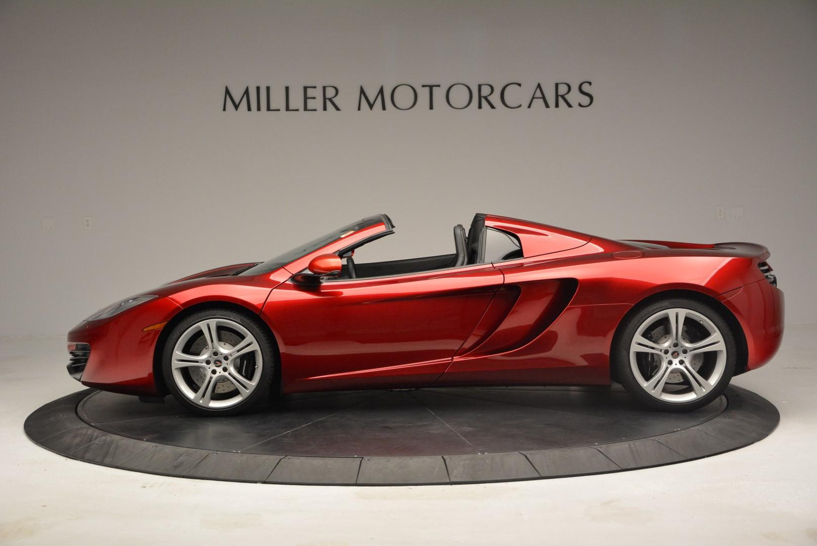 Used 2013 McLaren 12C Spider  For Sale In Westport, CT 68_p3