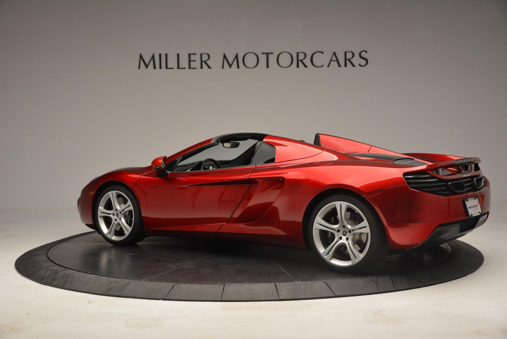 Used 2013 McLaren 12C Spider  For Sale In Westport, CT 68_p4