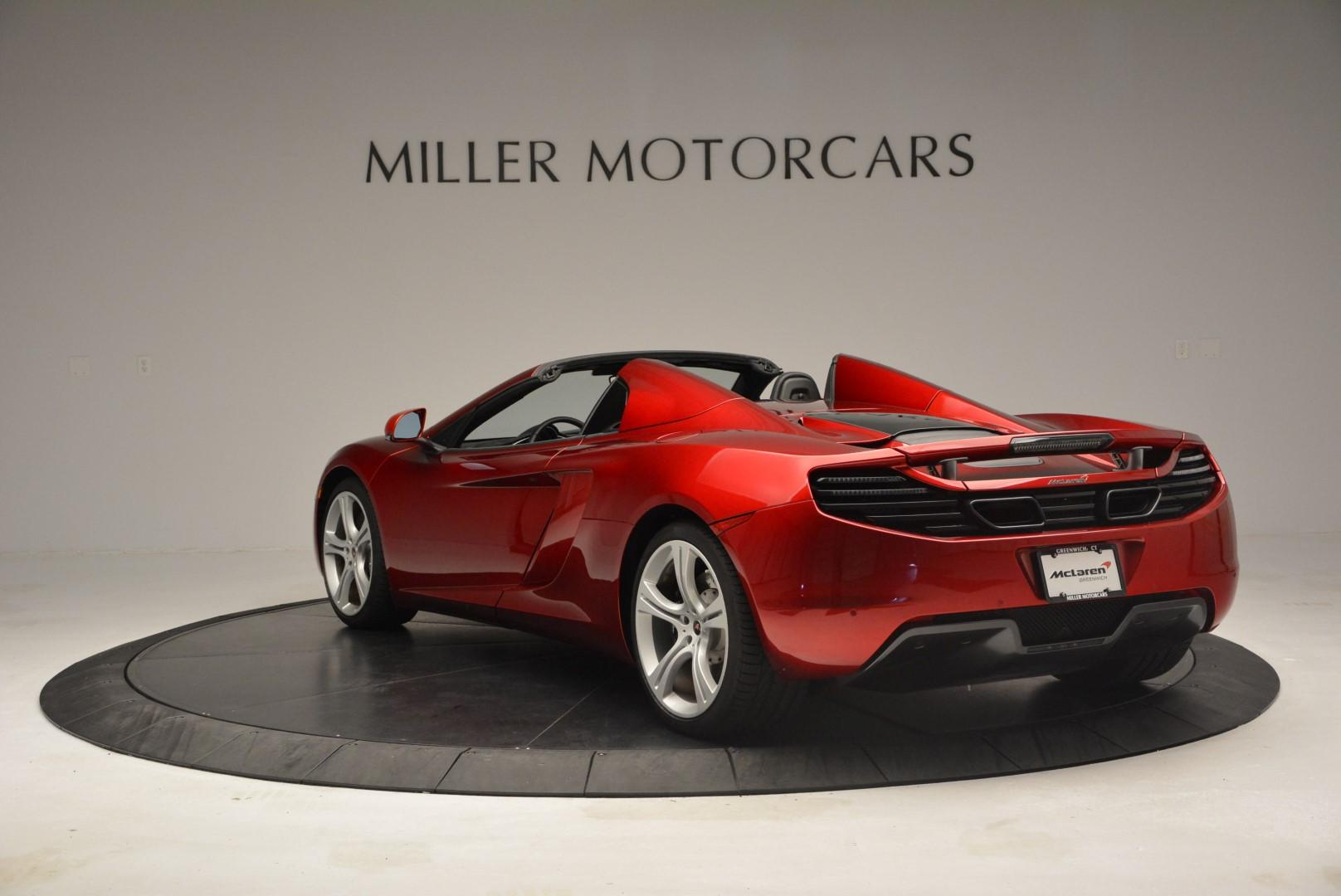 Used 2013 McLaren 12C Spider  For Sale In Westport, CT 68_p5