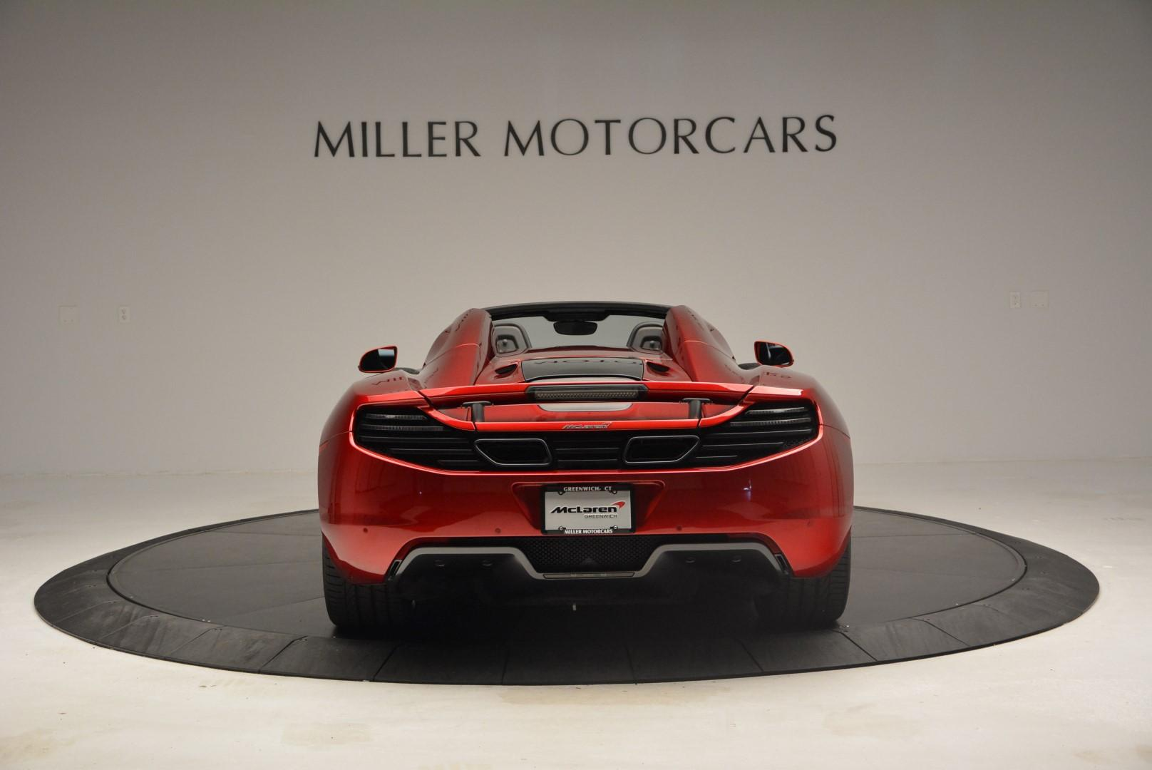 Used 2013 McLaren 12C Spider  For Sale In Westport, CT 68_p6
