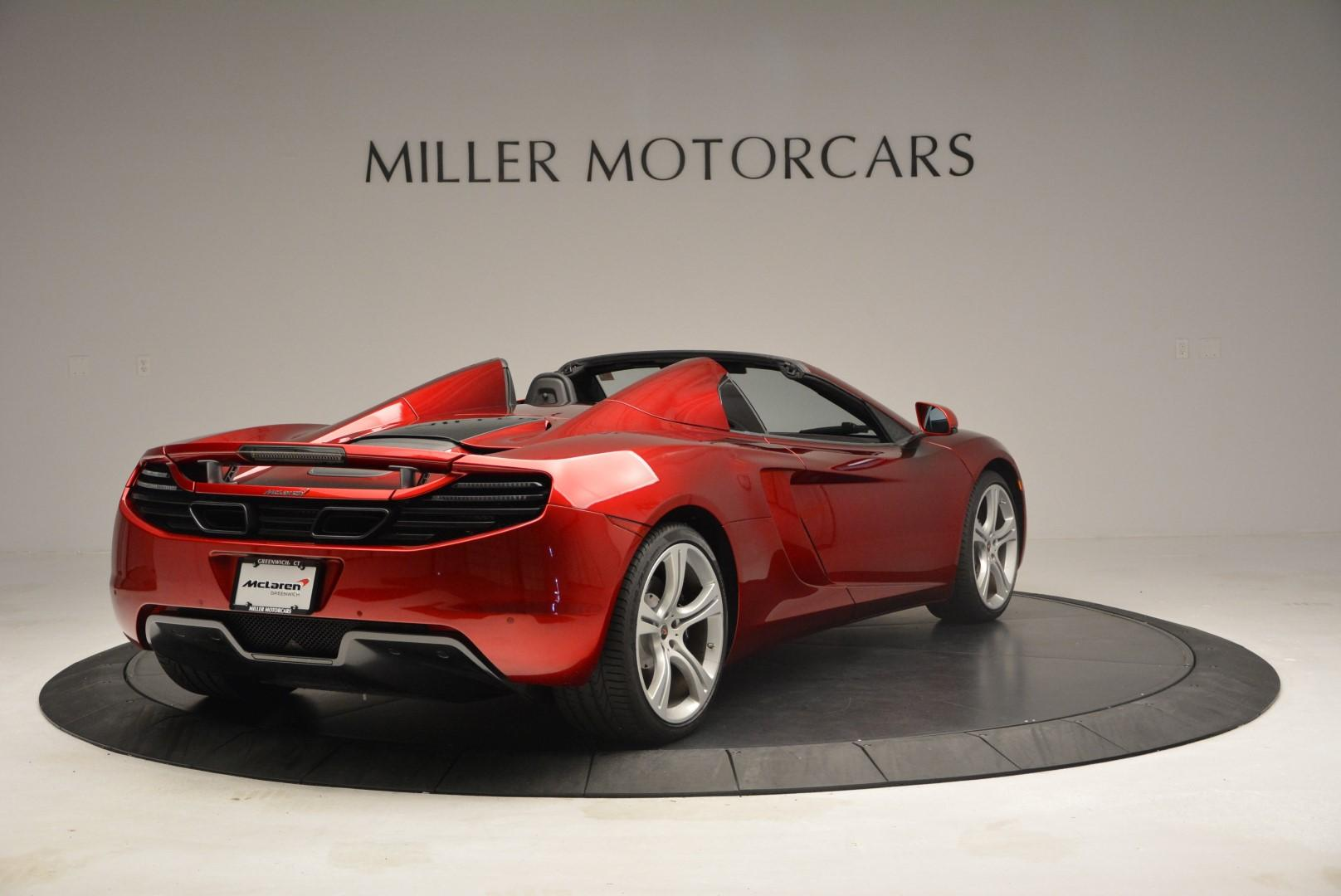 Used 2013 McLaren 12C Spider  For Sale In Westport, CT 68_p7