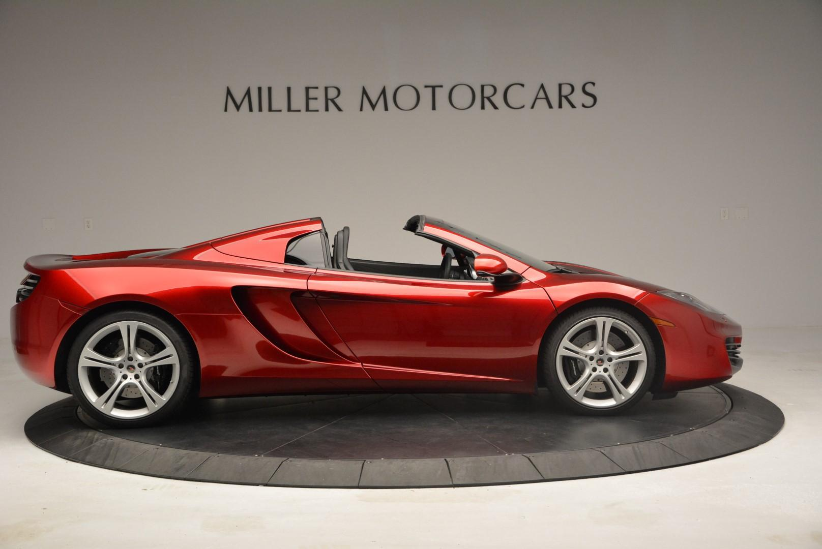 Used 2013 McLaren 12C Spider  For Sale In Westport, CT 68_p9