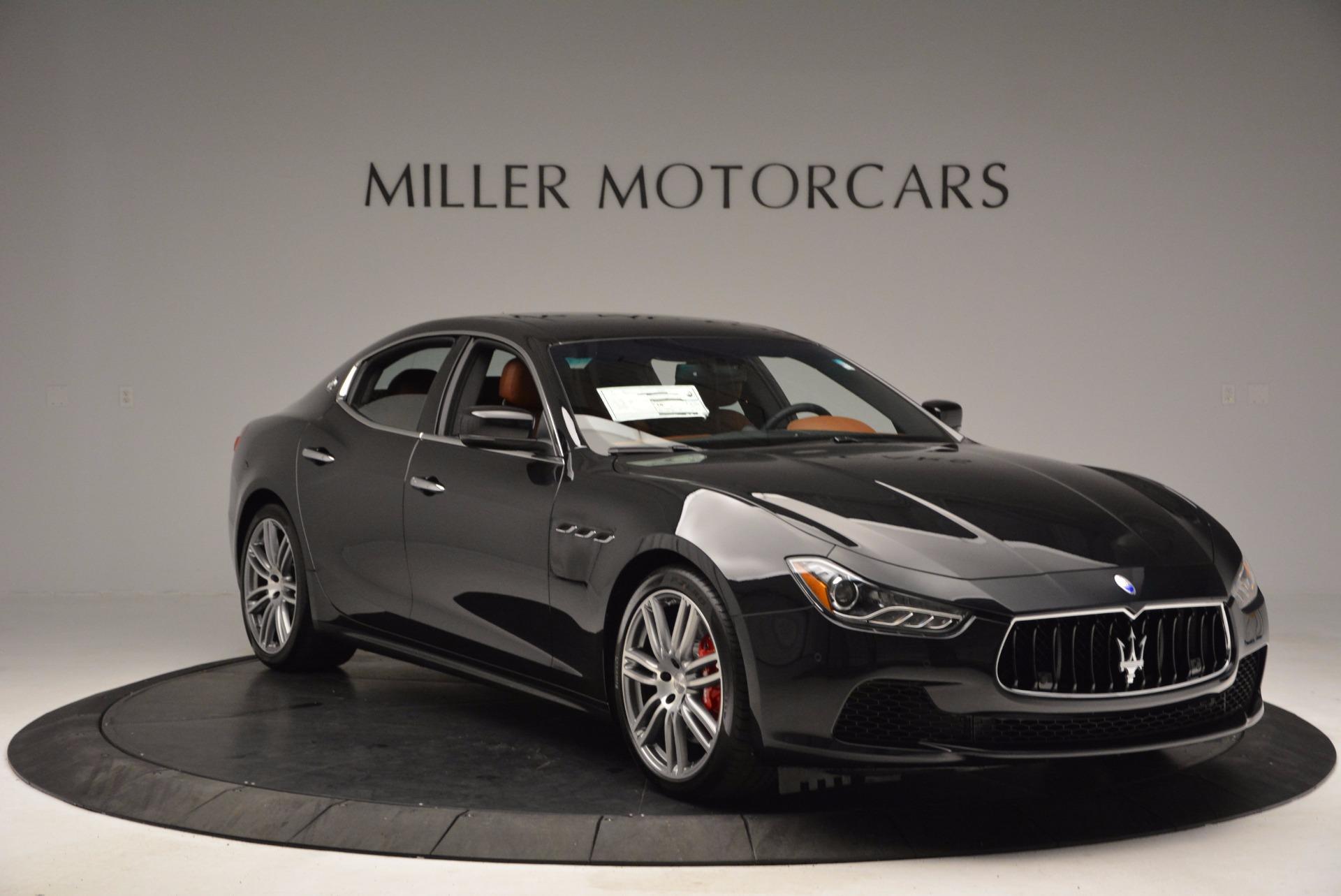 Used 2017 Maserati Ghibli S Q4 For Sale In Westport, CT 682_p11